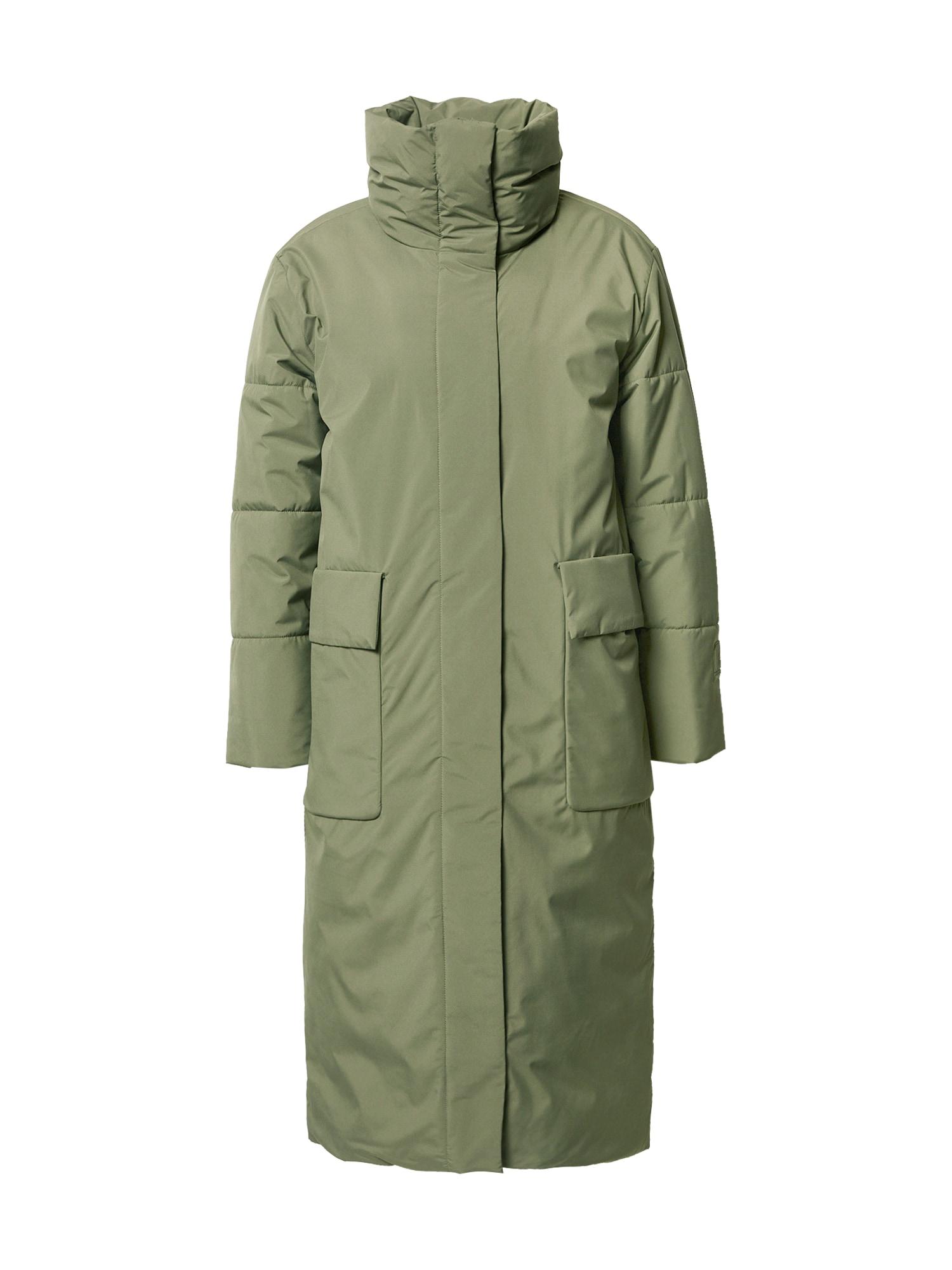 elvine Demisezoninis paltas žalia