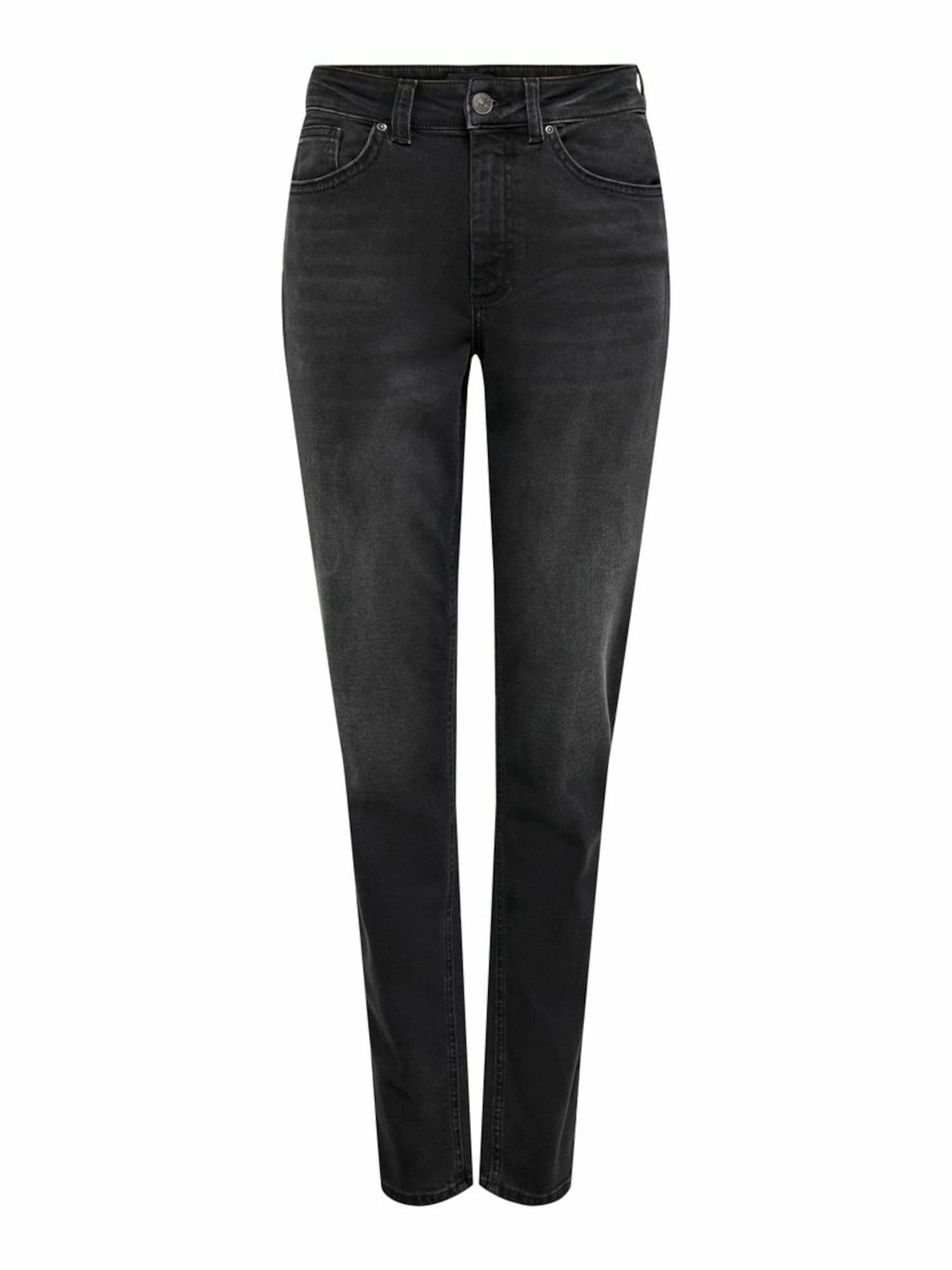 ONLY Džinsai 'VENEDA' juodo džinso spalva