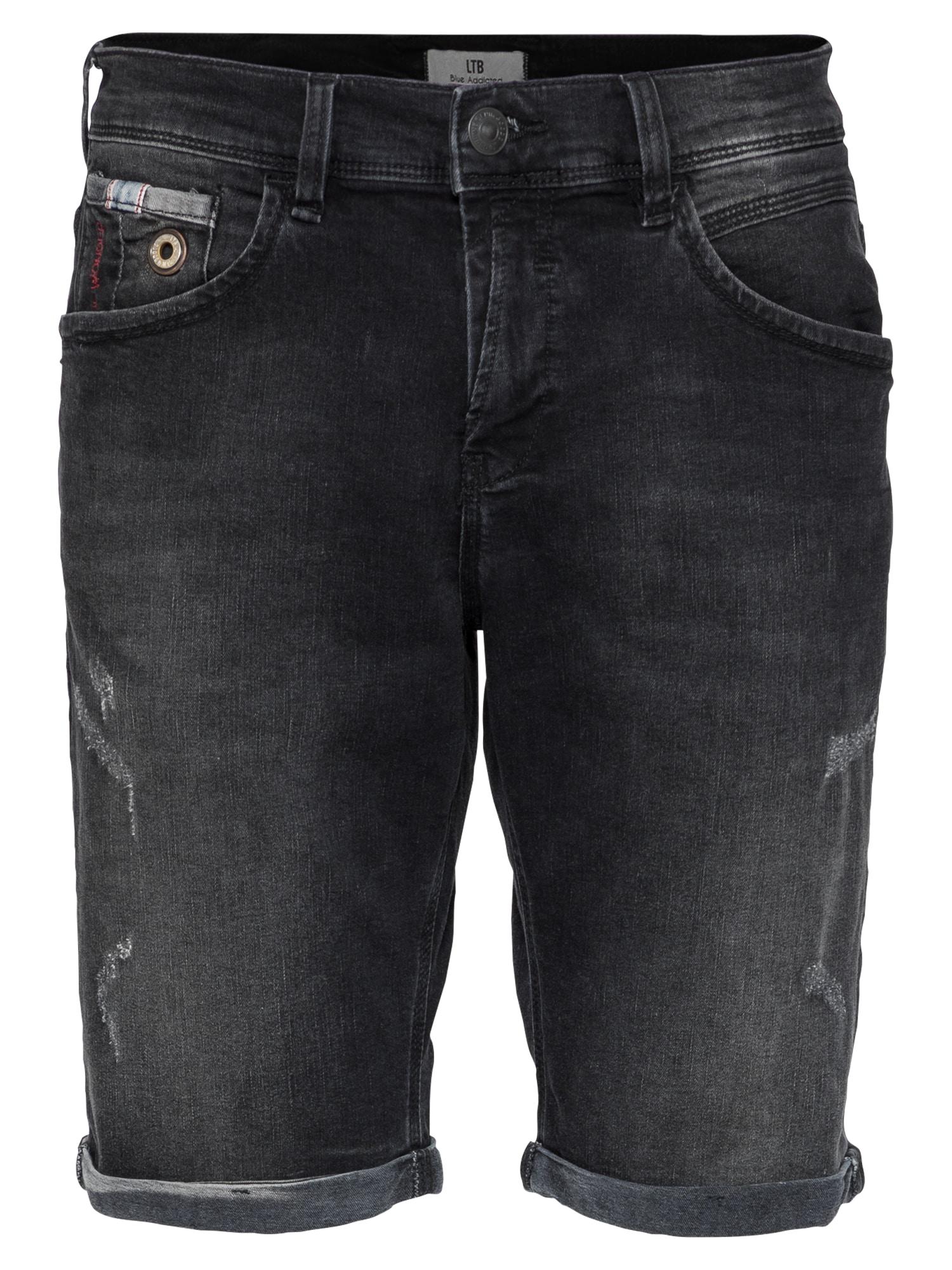LTB Džinsai 'LANCE' juodo džinso spalva