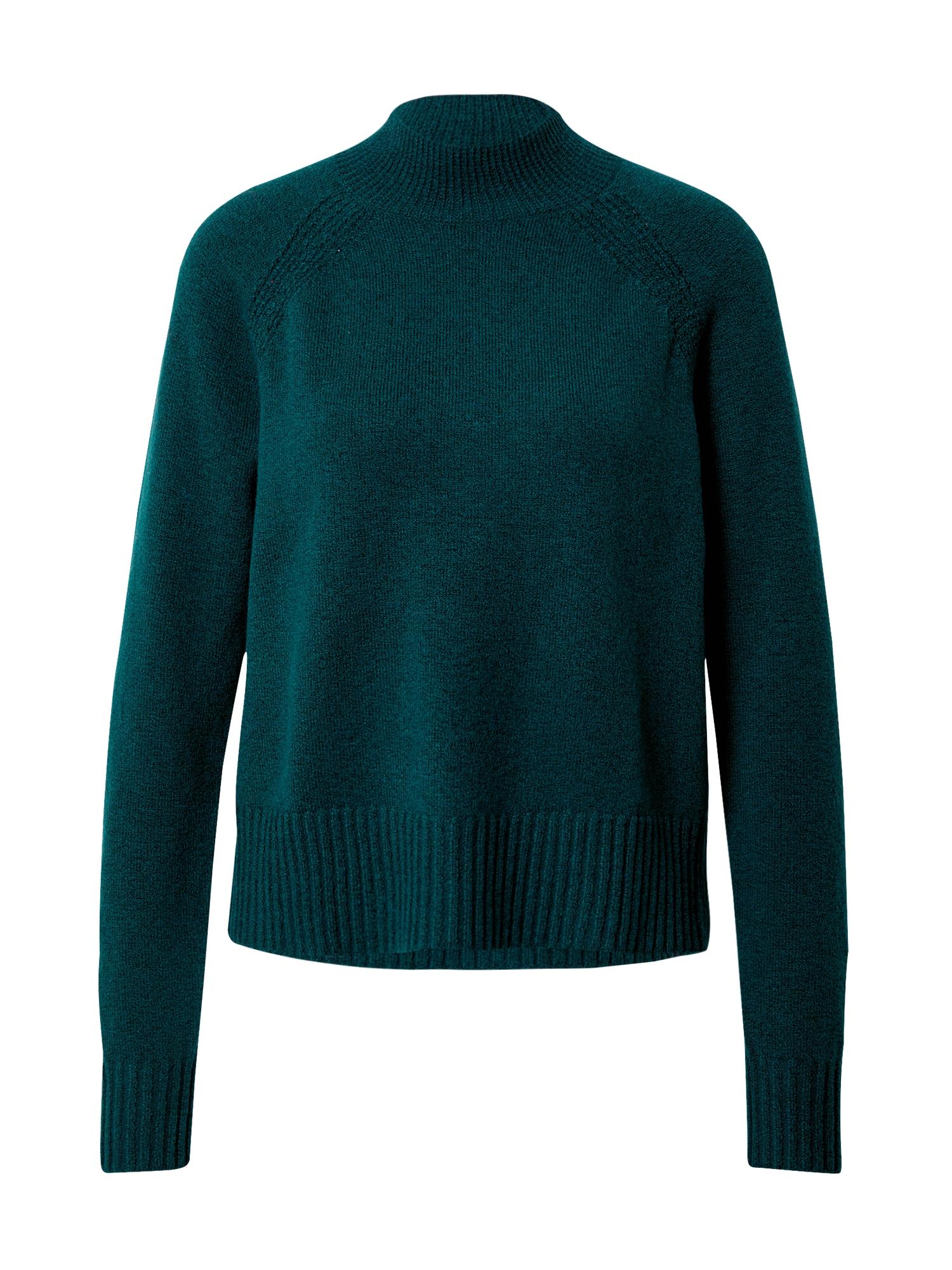 EDC BY ESPRIT Megztinis smaragdinė spalva
