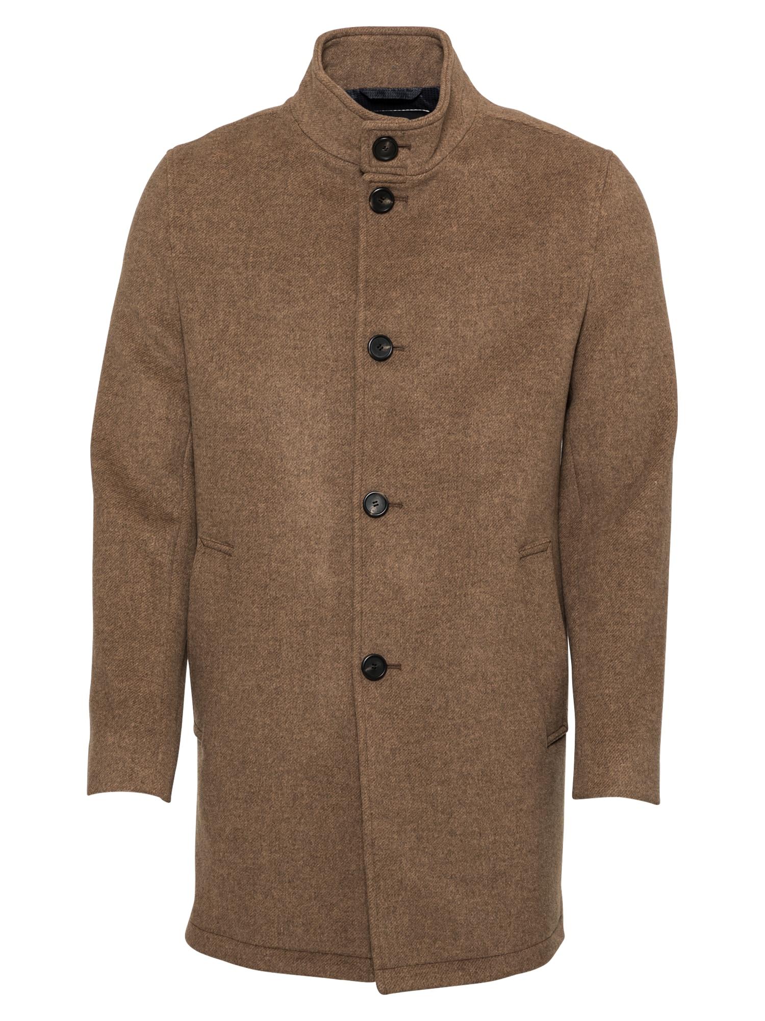 Bruun & Stengade Demisezoninis paltas