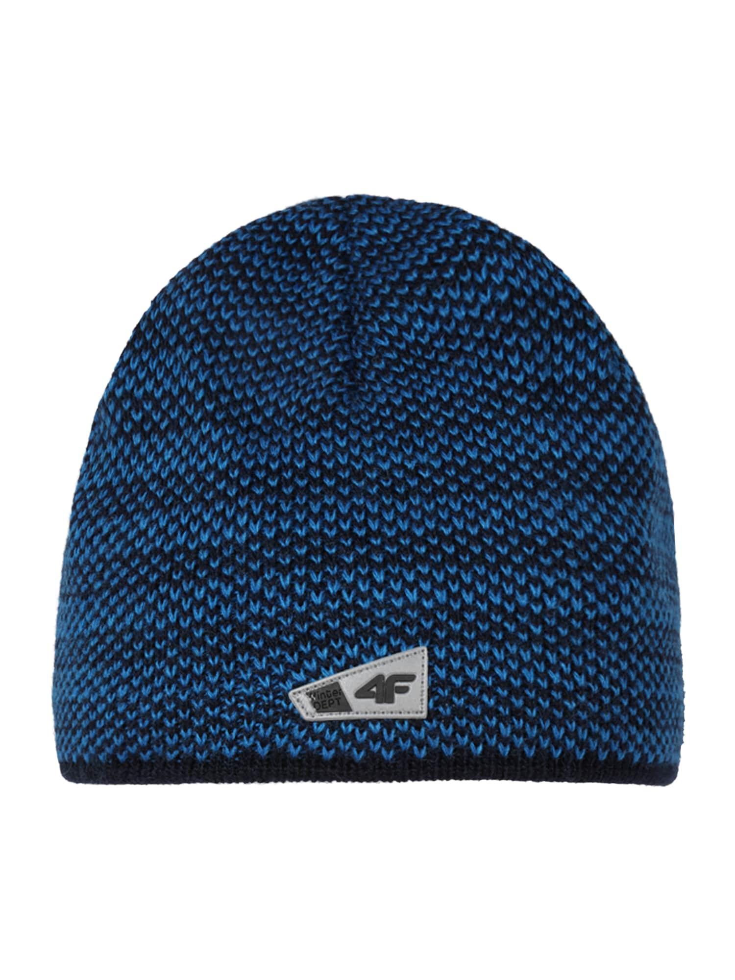 4F Sportmössa  marinblå / svart