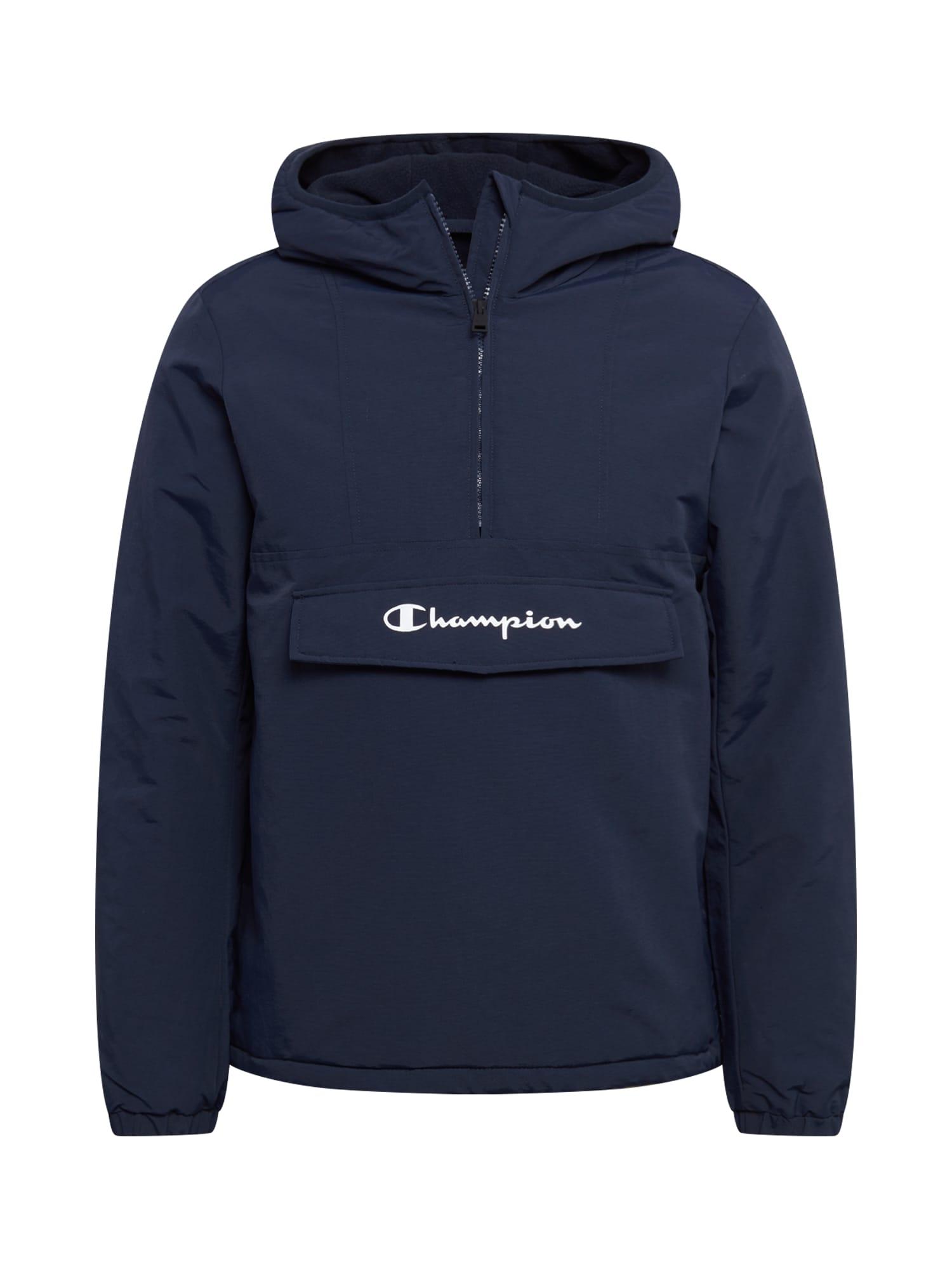 Champion Authentic Athletic Apparel Přechodná bunda  námořnická modř