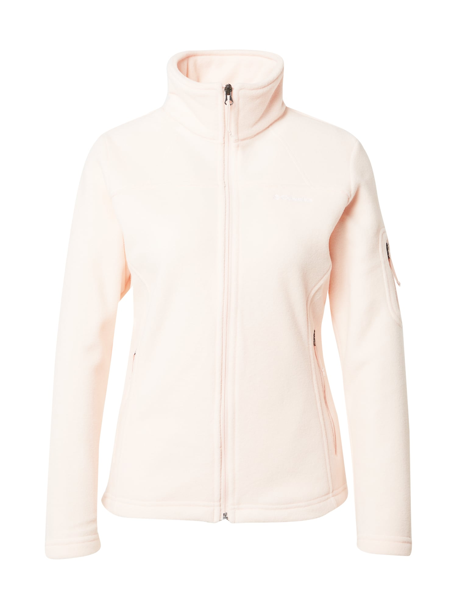 COLUMBIA Flisinis džemperis persikų spalva