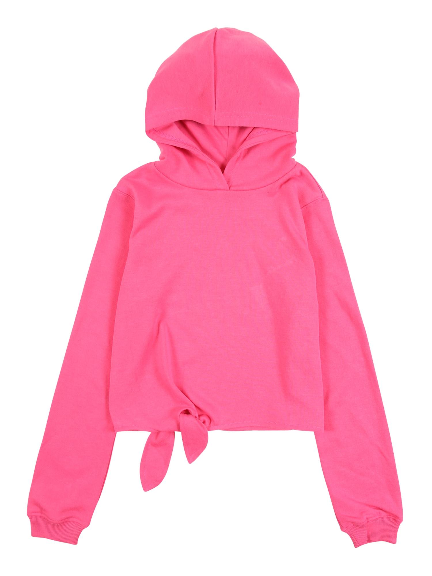 KIDS ONLY Mikina 'KONIris'  pink