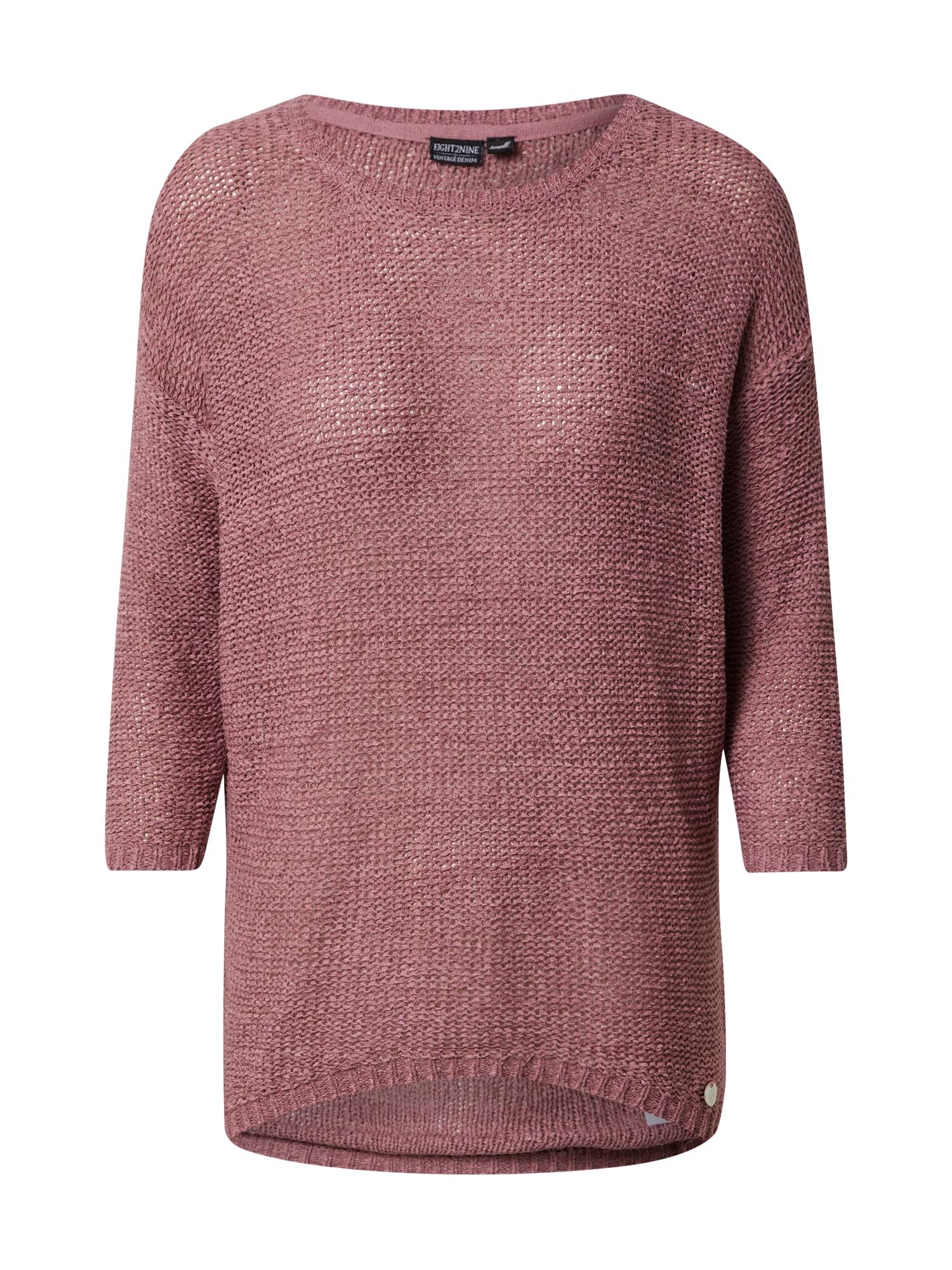 Eight2Nine Megztinis rožinė
