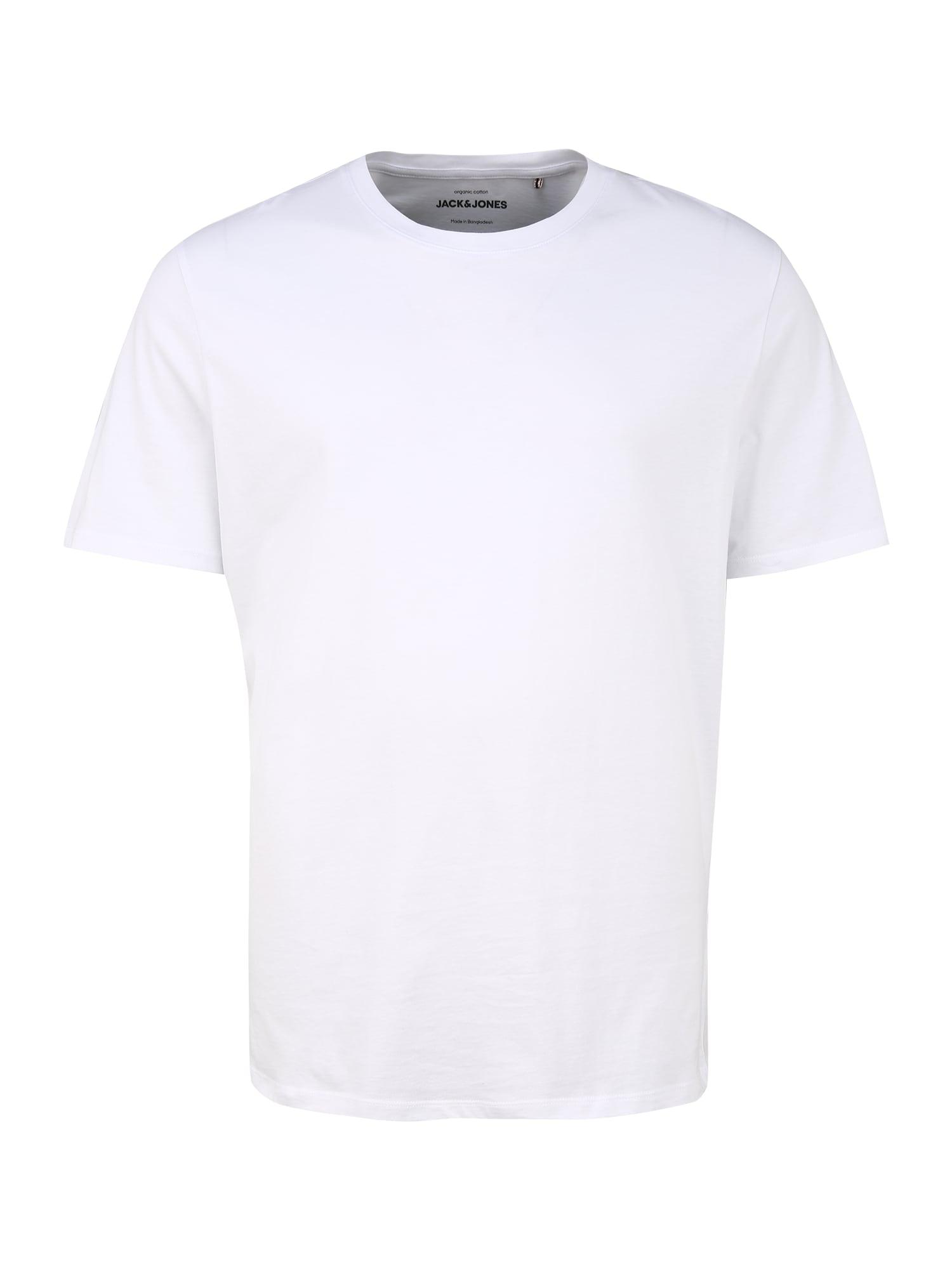 Jack & Jones Plus Marškinėliai balta