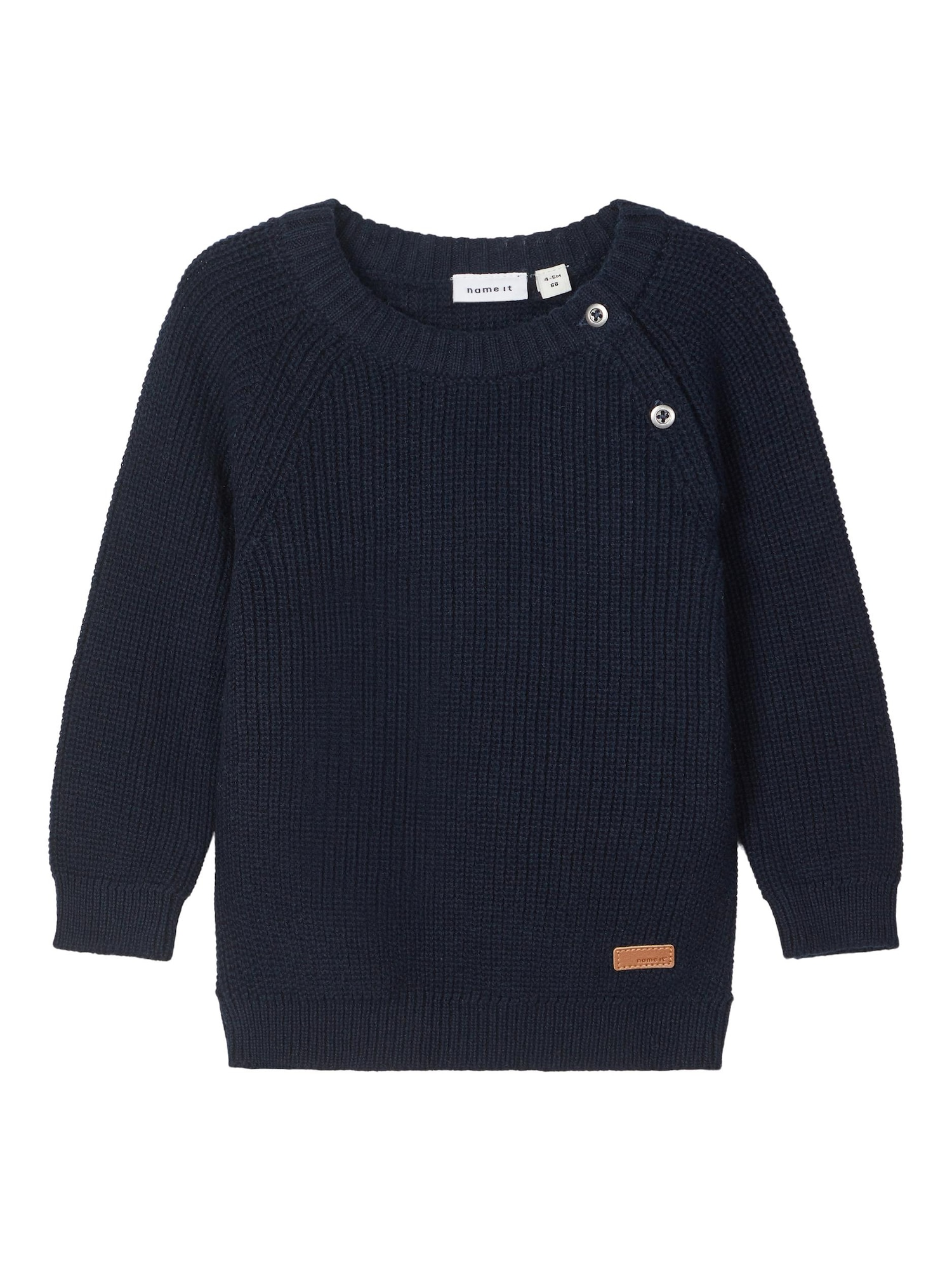 NAME IT Megztinis mėlyna