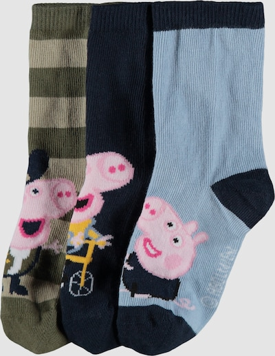 Name It Mini Peppa Pig Jannik Socken,-3er Pack