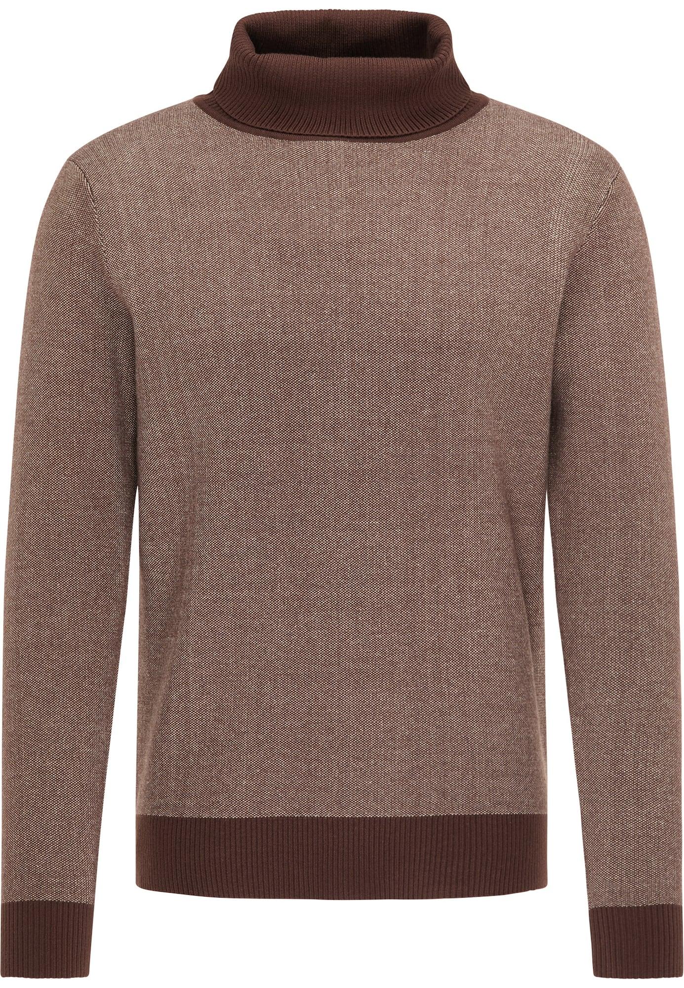 DreiMaster Vintage Megztinis ruda / smėlio