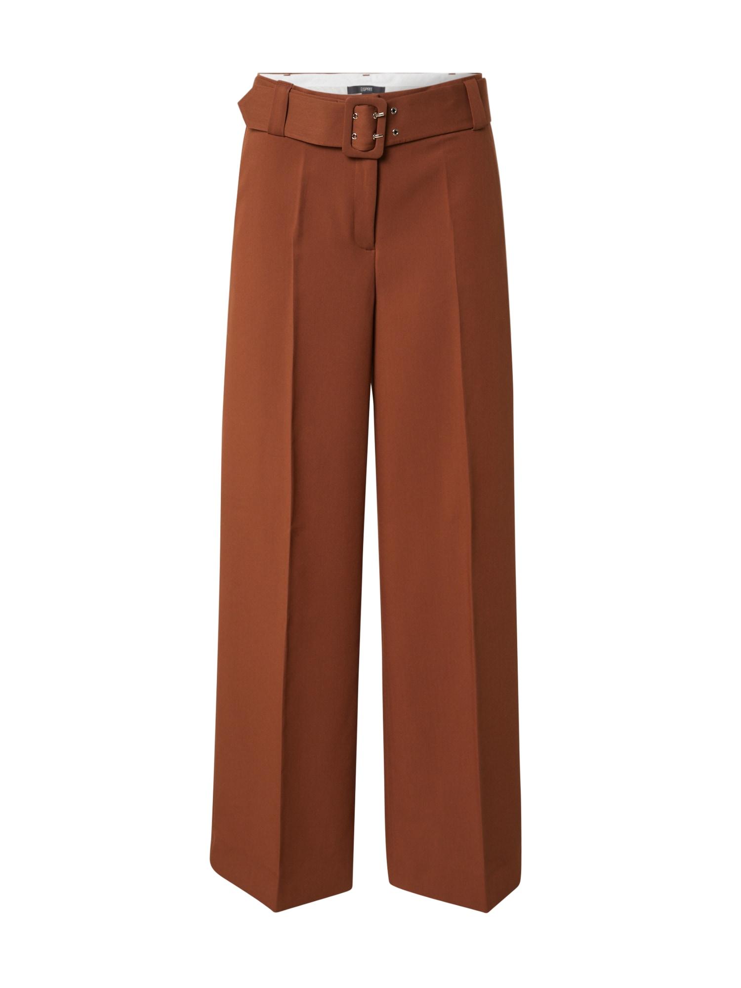 Esprit Collection Kelnės su kantu kupranugario