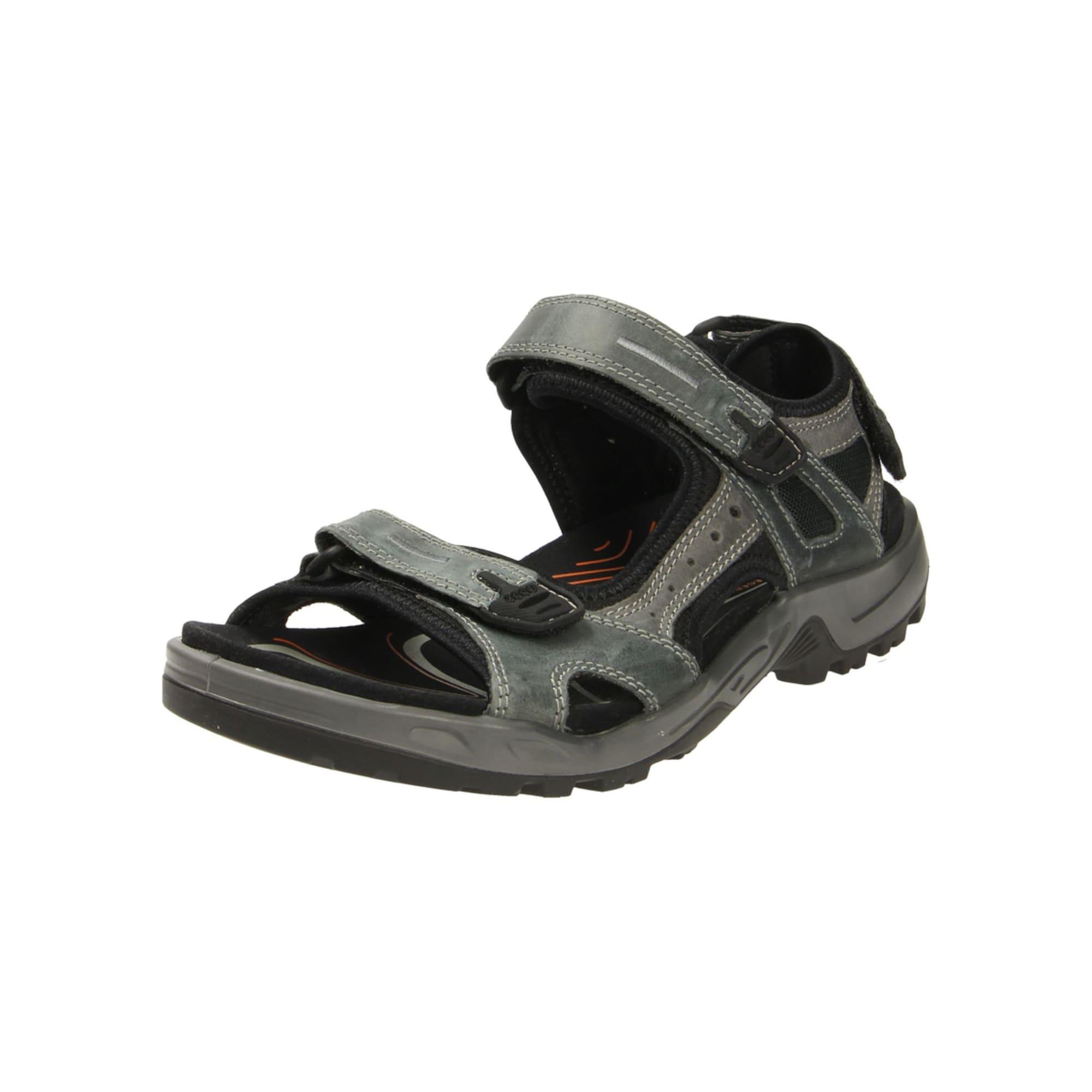 ECCO Sportinio tipo sandalai pilka