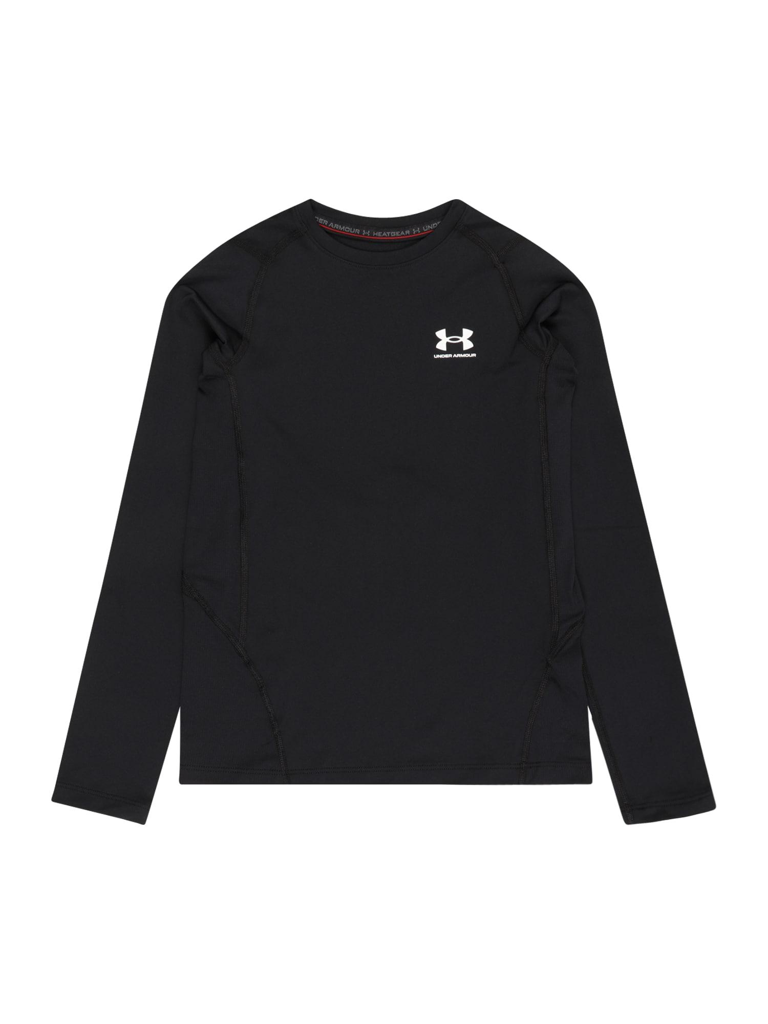 UNDER ARMOUR Camiseta funcional negro