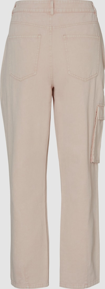 Noisy May Mabel Mom-Hose mit hoher Taille und Tasche