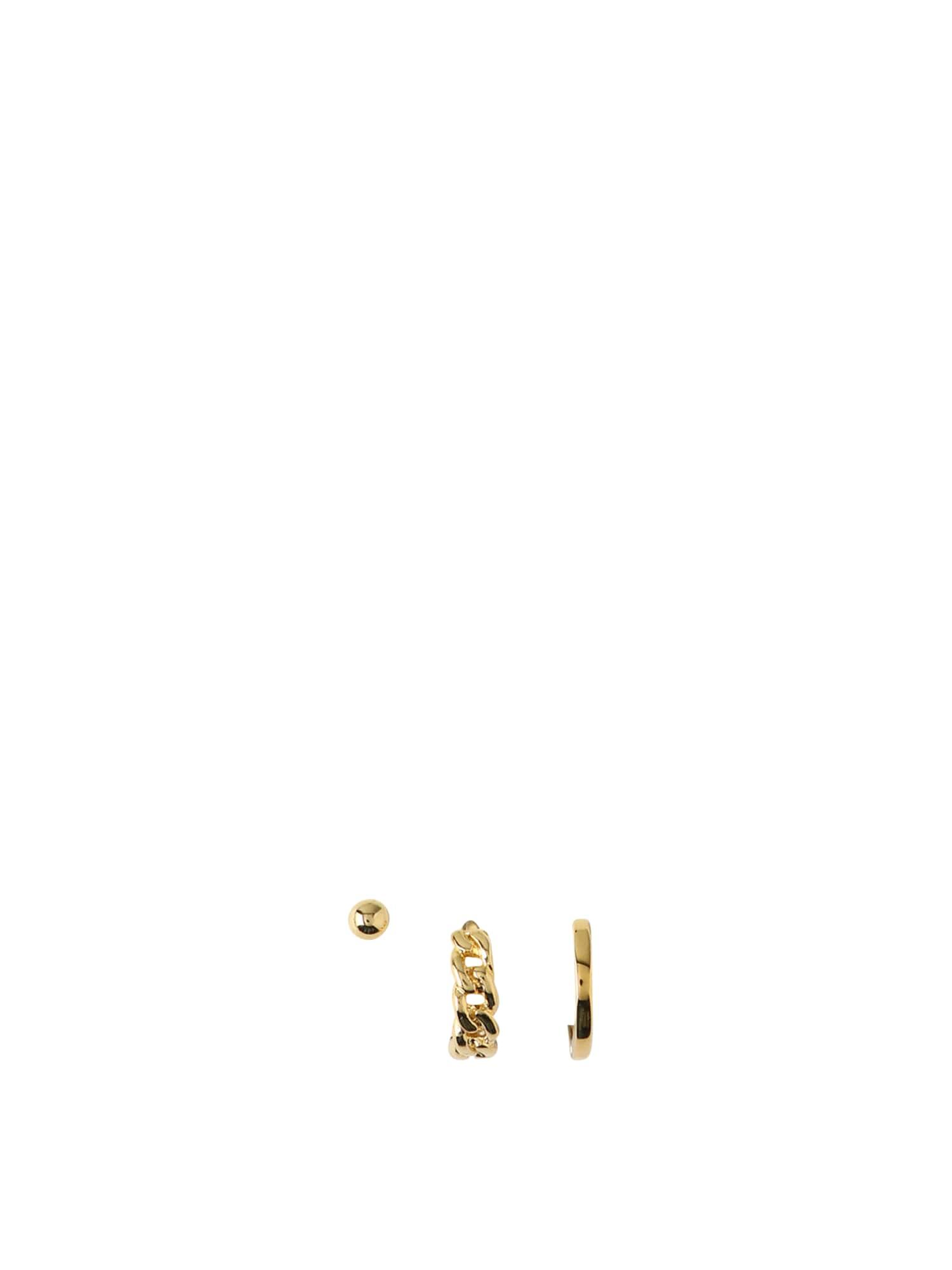 Orelia Sada šperků  zlatá