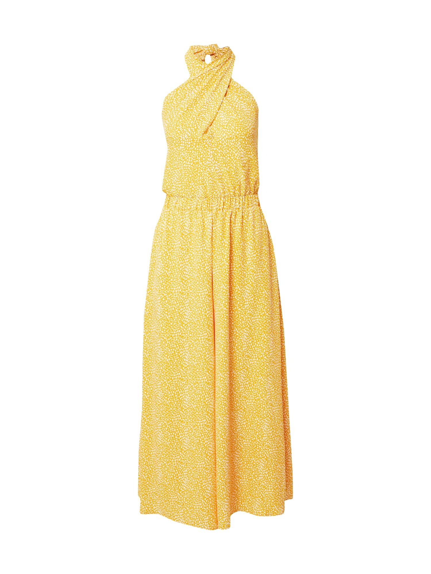 Paisie Vienos dalies kostiumas geltona / balta