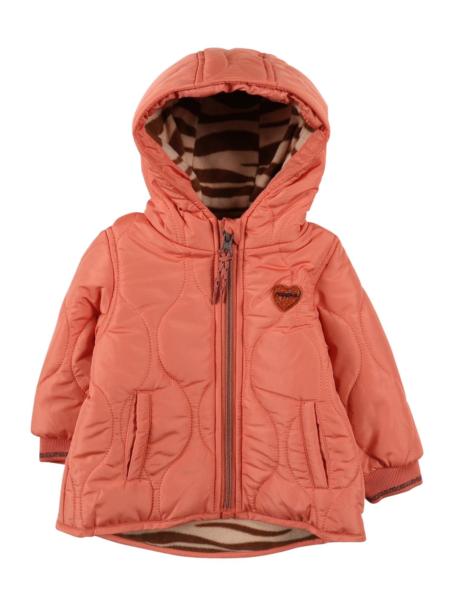 Noppies Zimní bunda 'Ahau'  červená