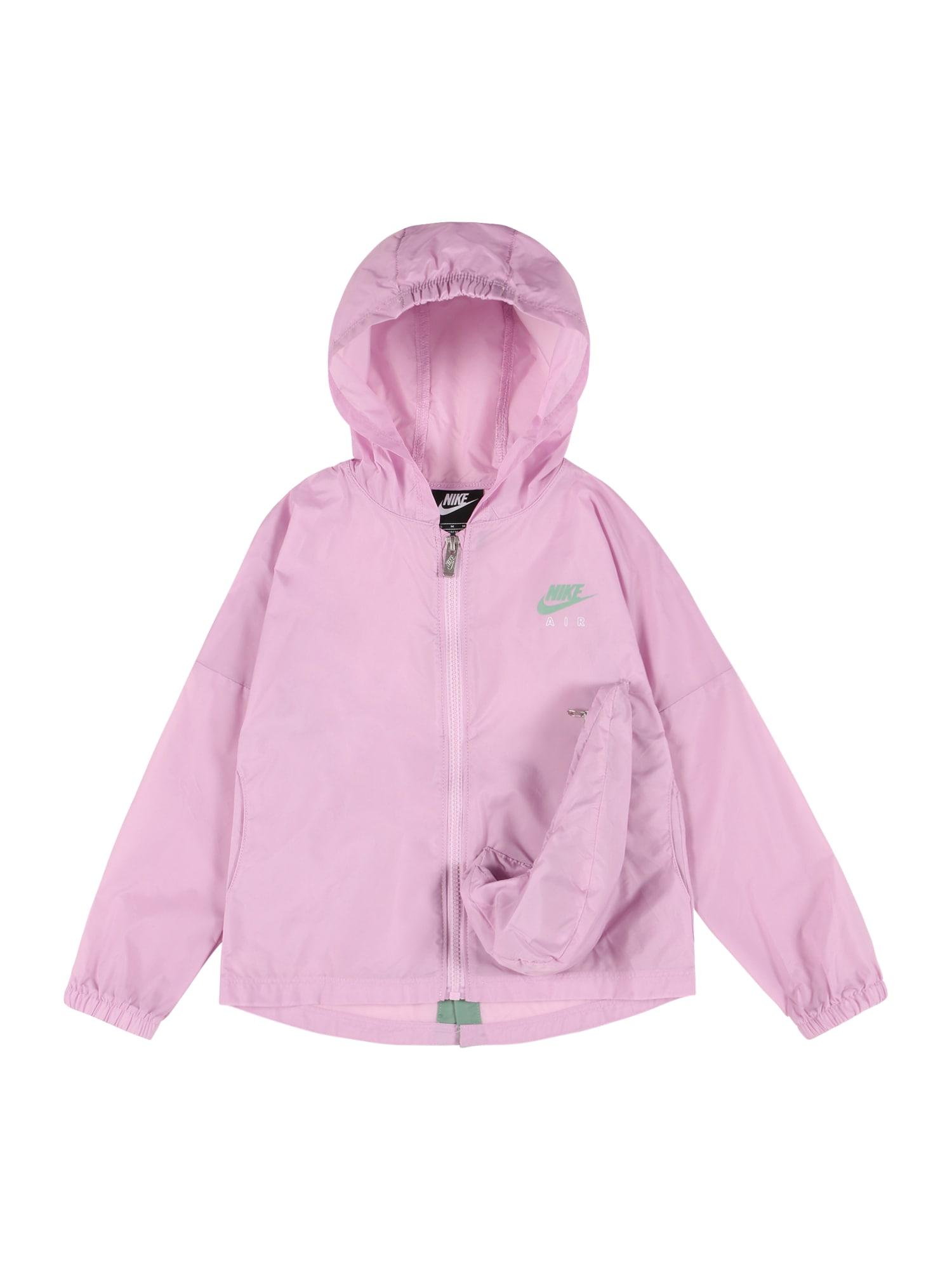 Nike Sportswear Demisezoninė striukė rožių spalva