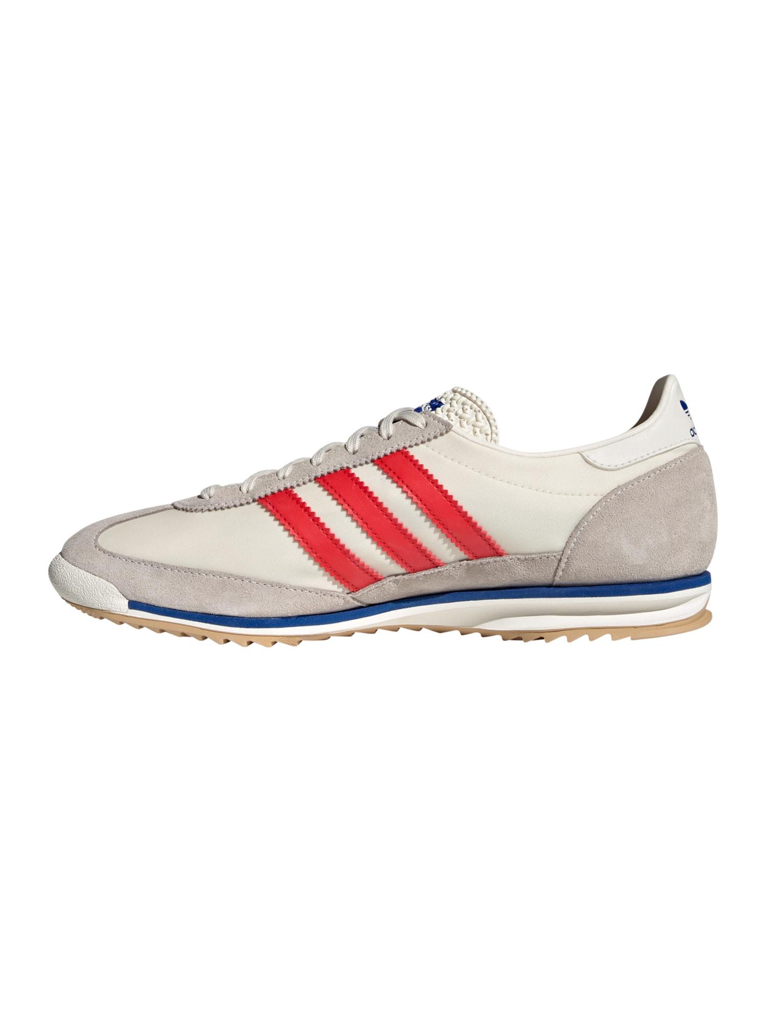 ADIDAS ORIGINALS Tenisky  bílá / červená / šedá / modrá