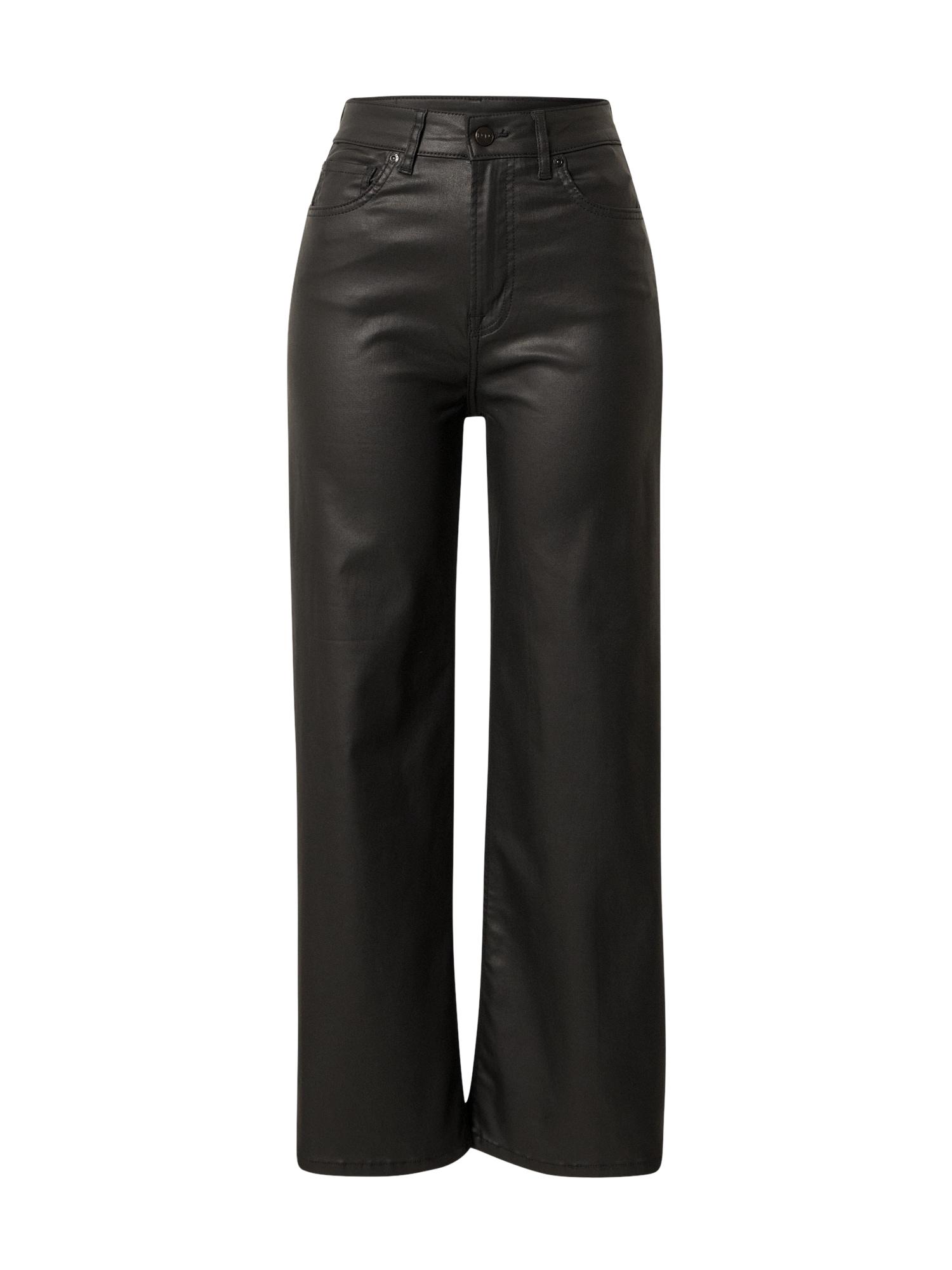 Pepe Jeans Džinsai 'LEXA GLOSS' juoda
