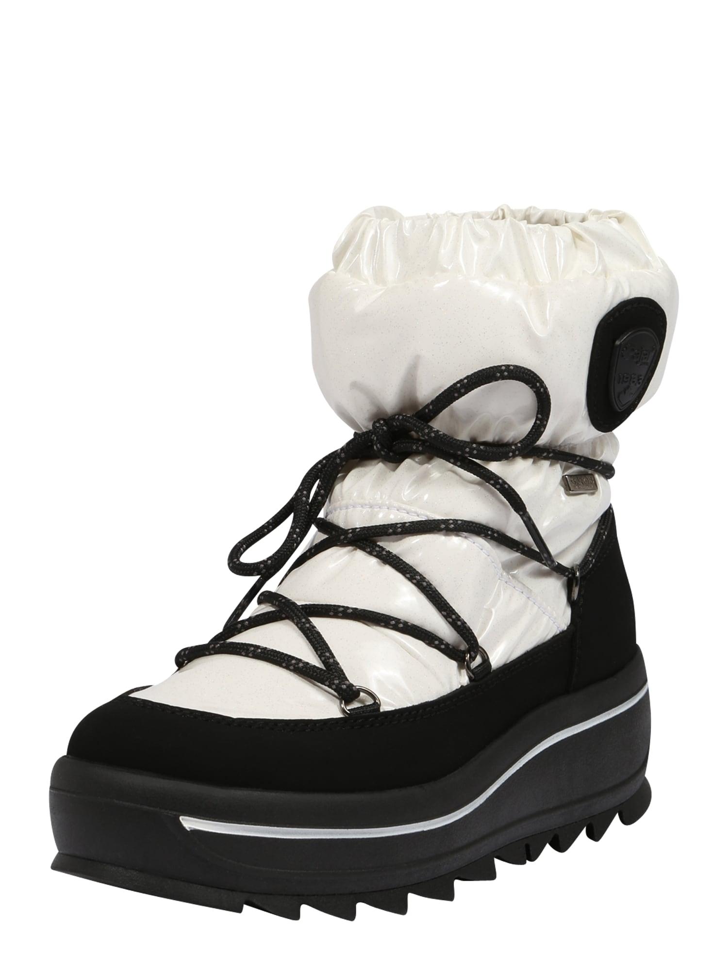 Pajar Canada Sněhule 'TAYA'  bílá / černá