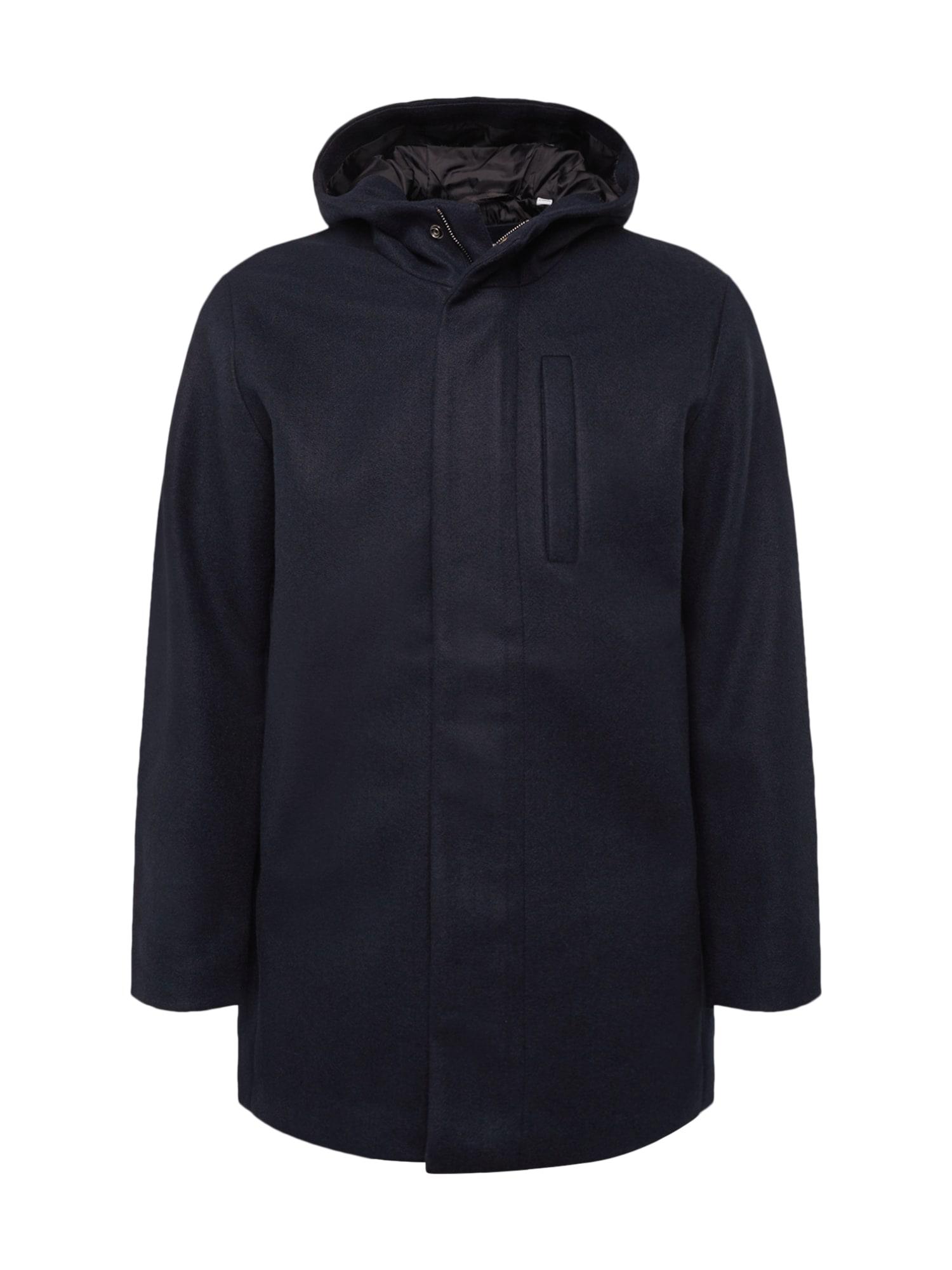 JACK & JONES Přechodný kabát 'GEORGE '  námořnická modř