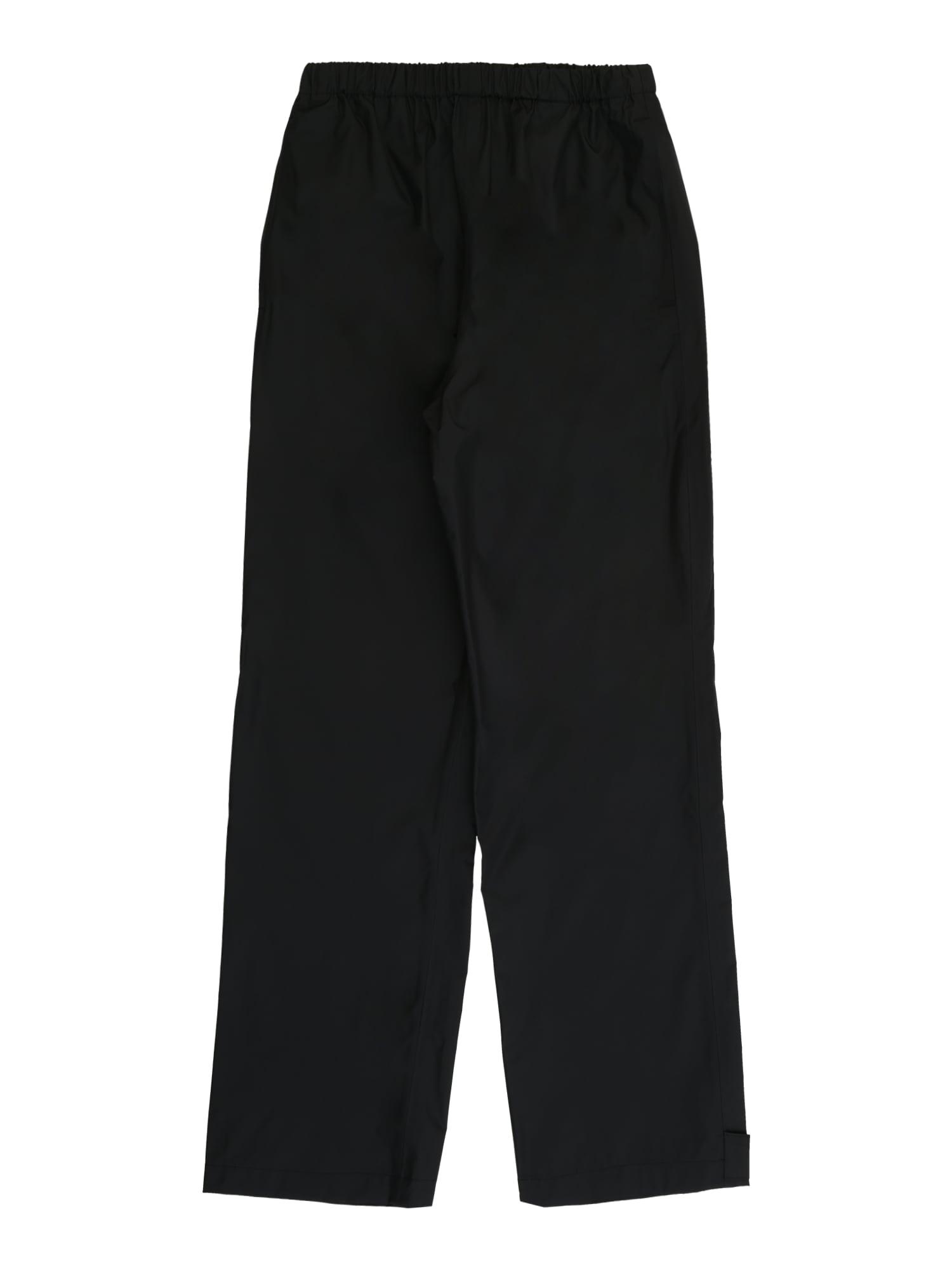 COLUMBIA Outodoor kalhoty 'Trail Adventure™ '  černá