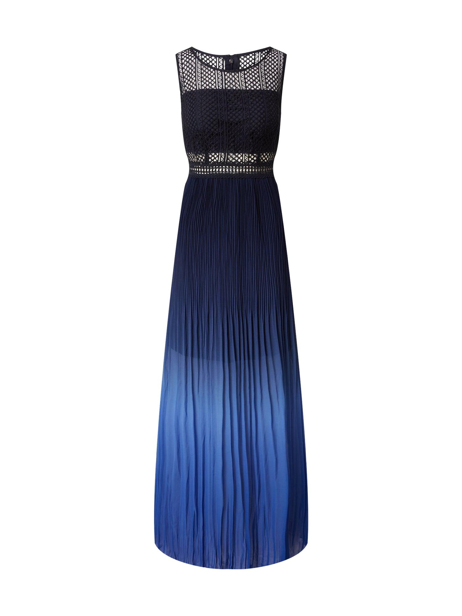 APART Vakarinė suknelė azuro / nakties mėlyna