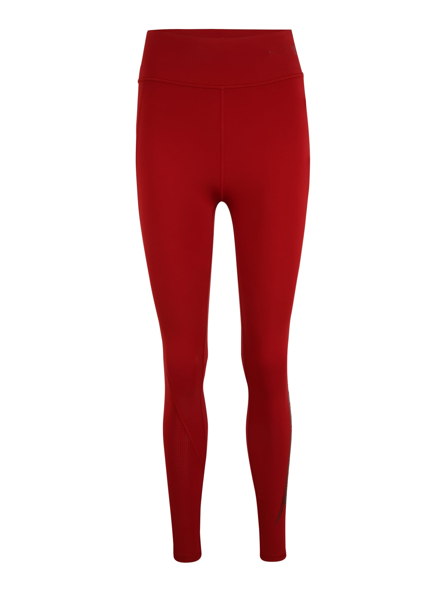 PUMA Sportovní kalhoty 'Train First Mile'  červená