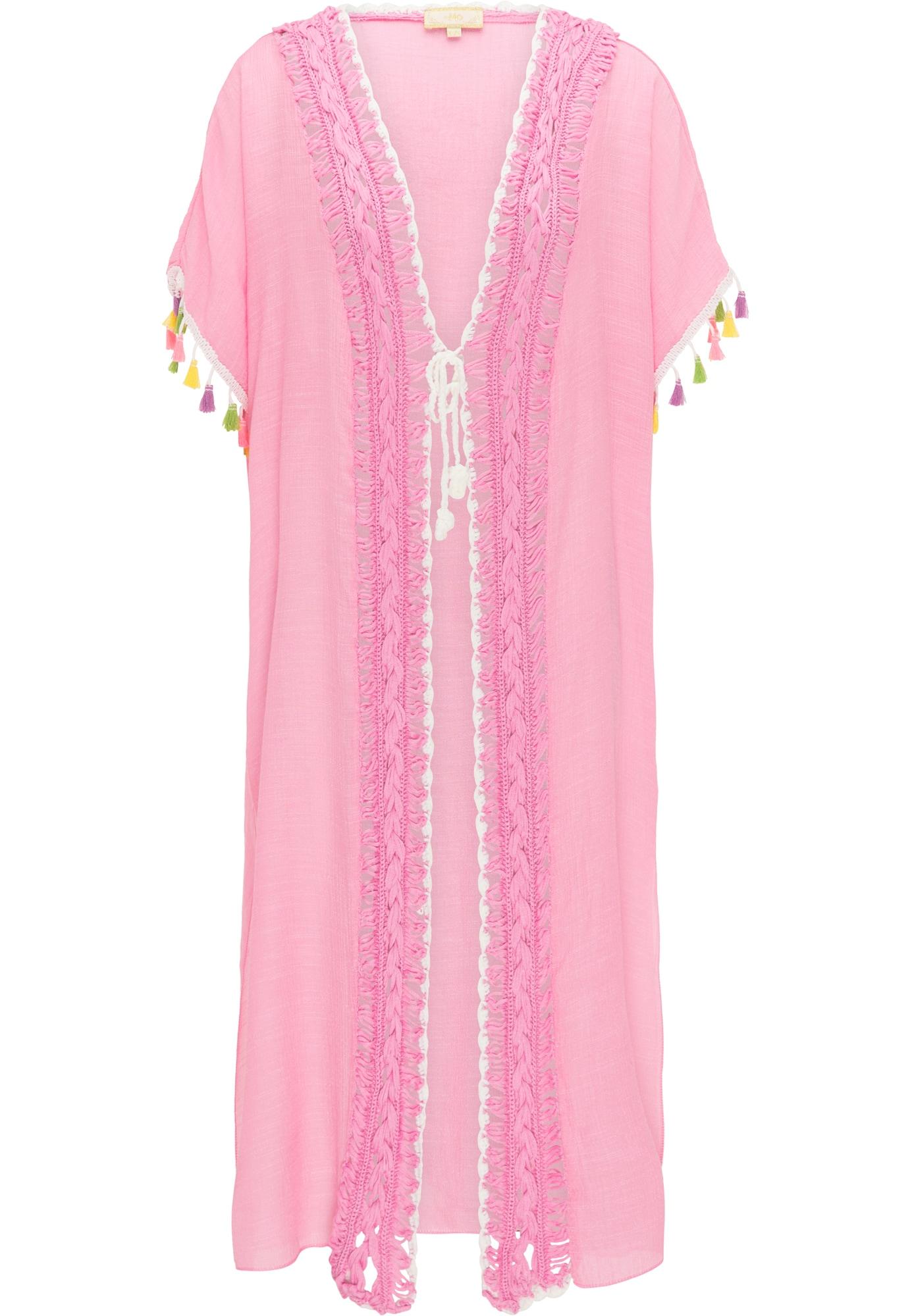 MYMO Kimono rožinė / mišrios spalvos