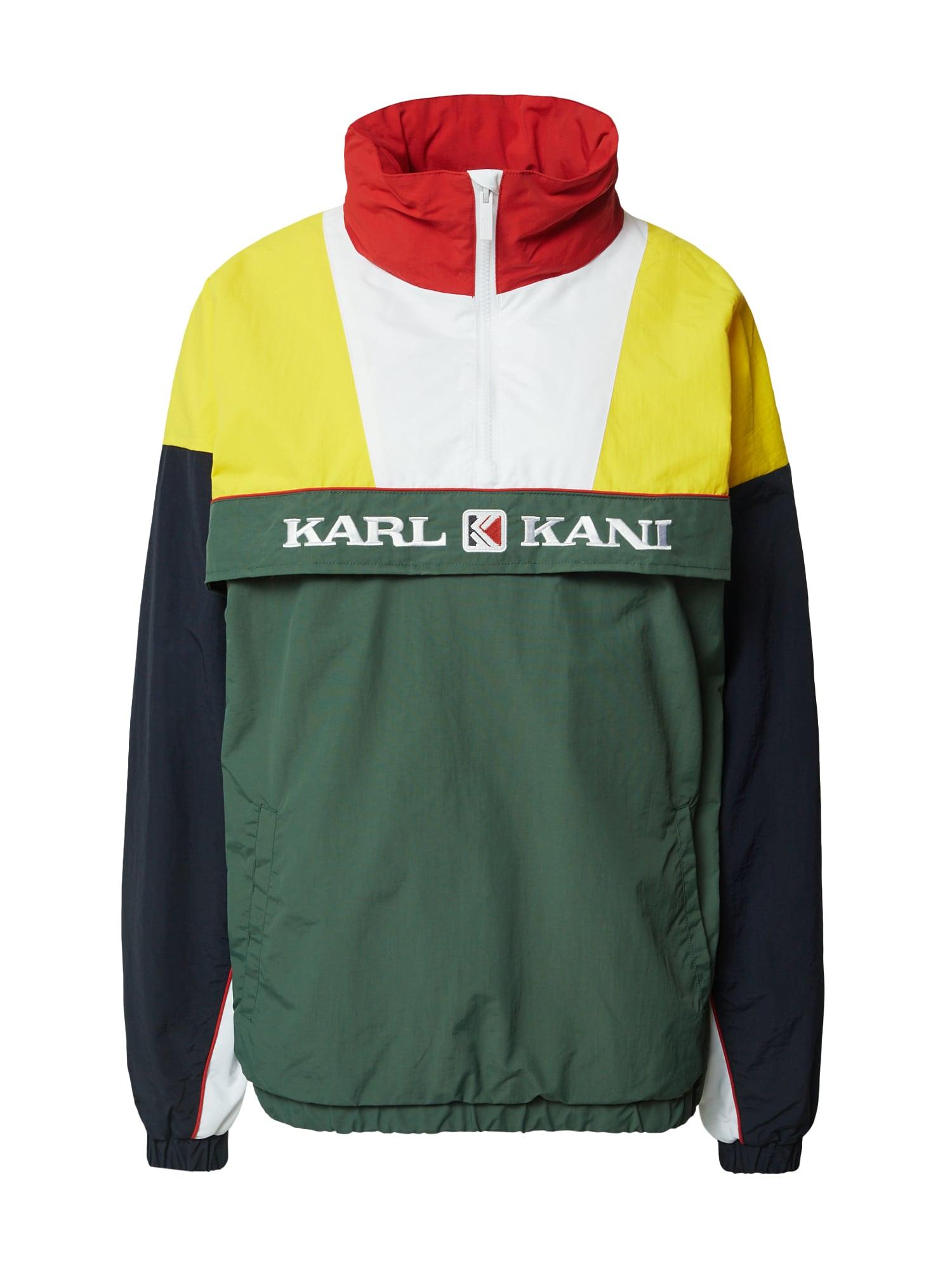 Karl Kani Prechodná bunda  zmiešané farby