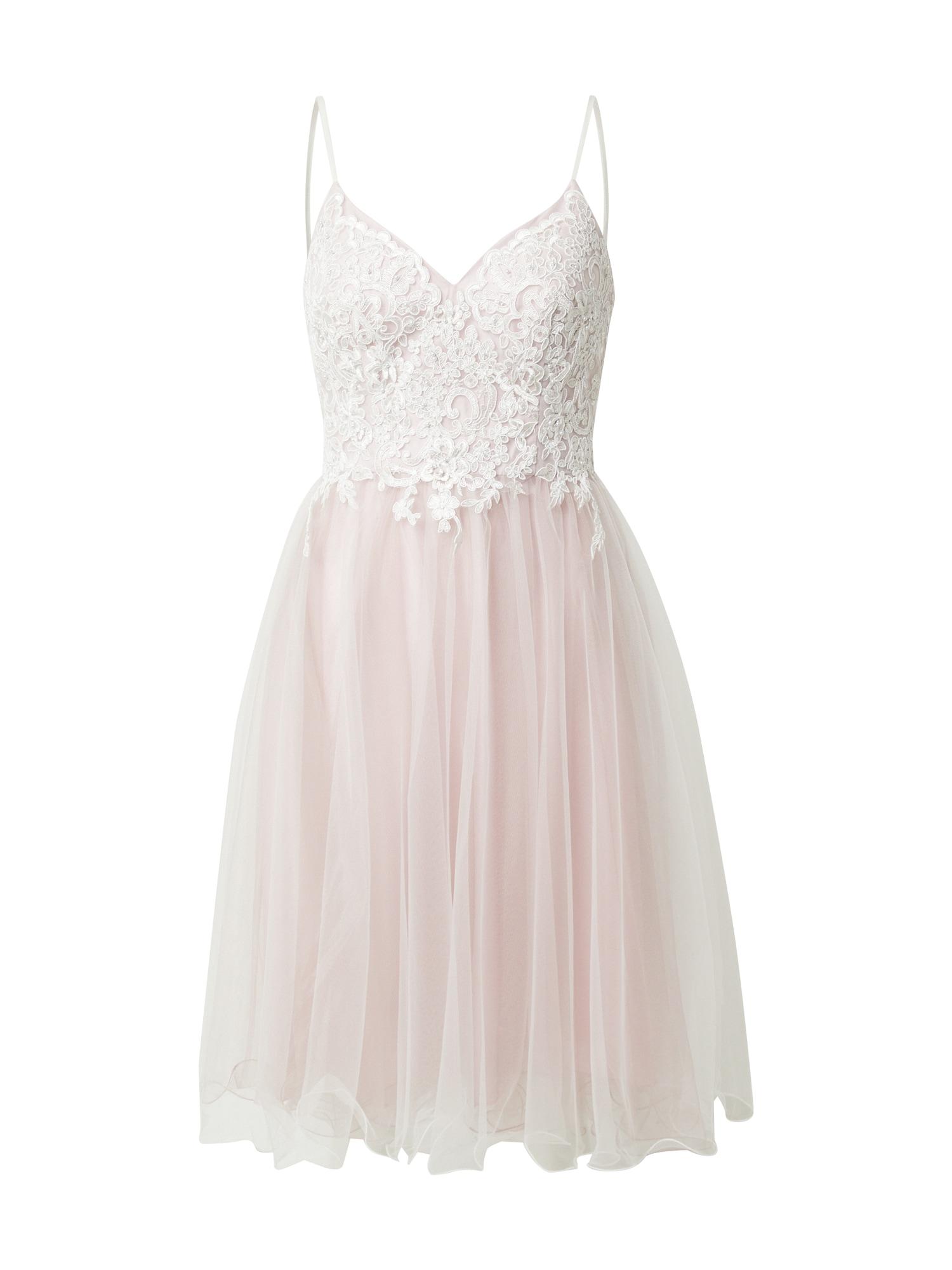 MAGIC NIGHTS Kokteilinė suknelė kremo / balta