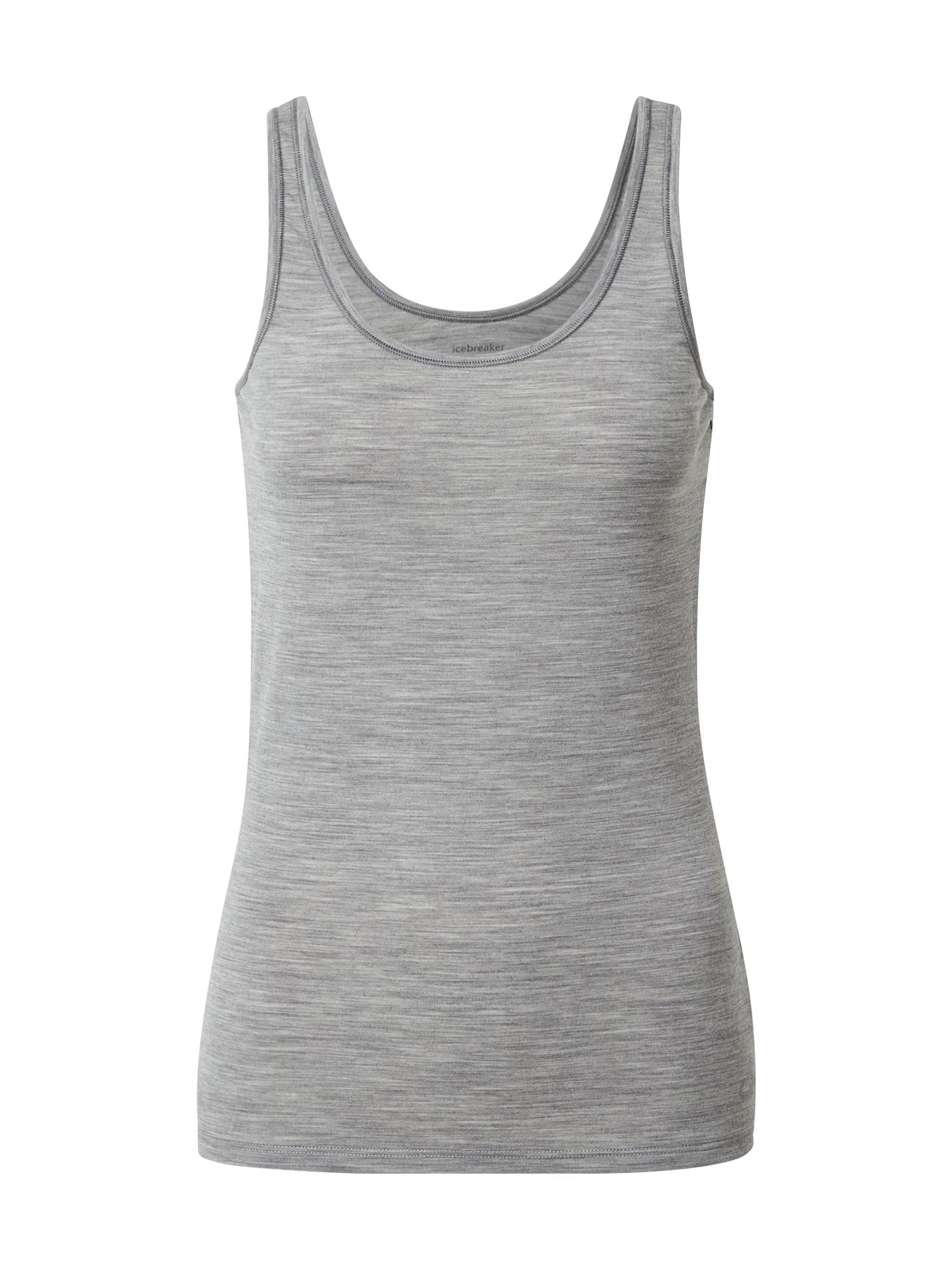 ICEBREAKER Sportiniai marškinėliai be rankovių