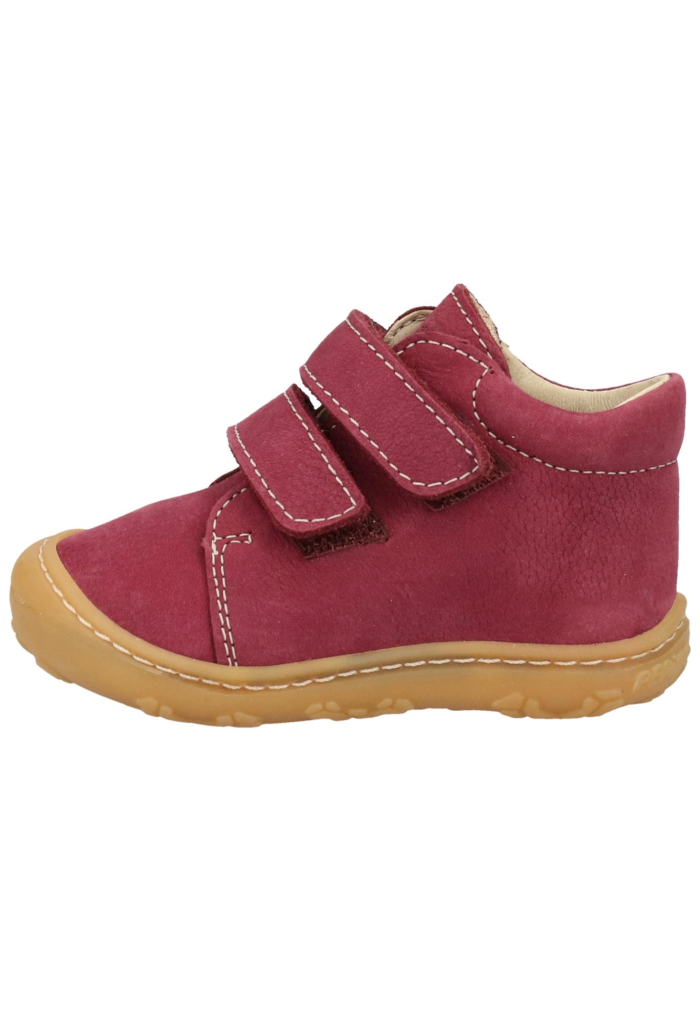 Pepino Pirmieji vaiko vaikščiojimo bateliai rožinė