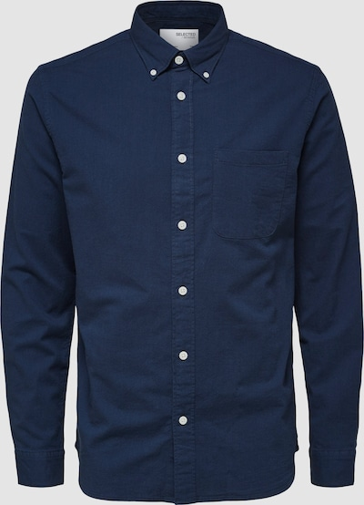 Selected Homme Rick Oxford-Hemd in normaler Passform