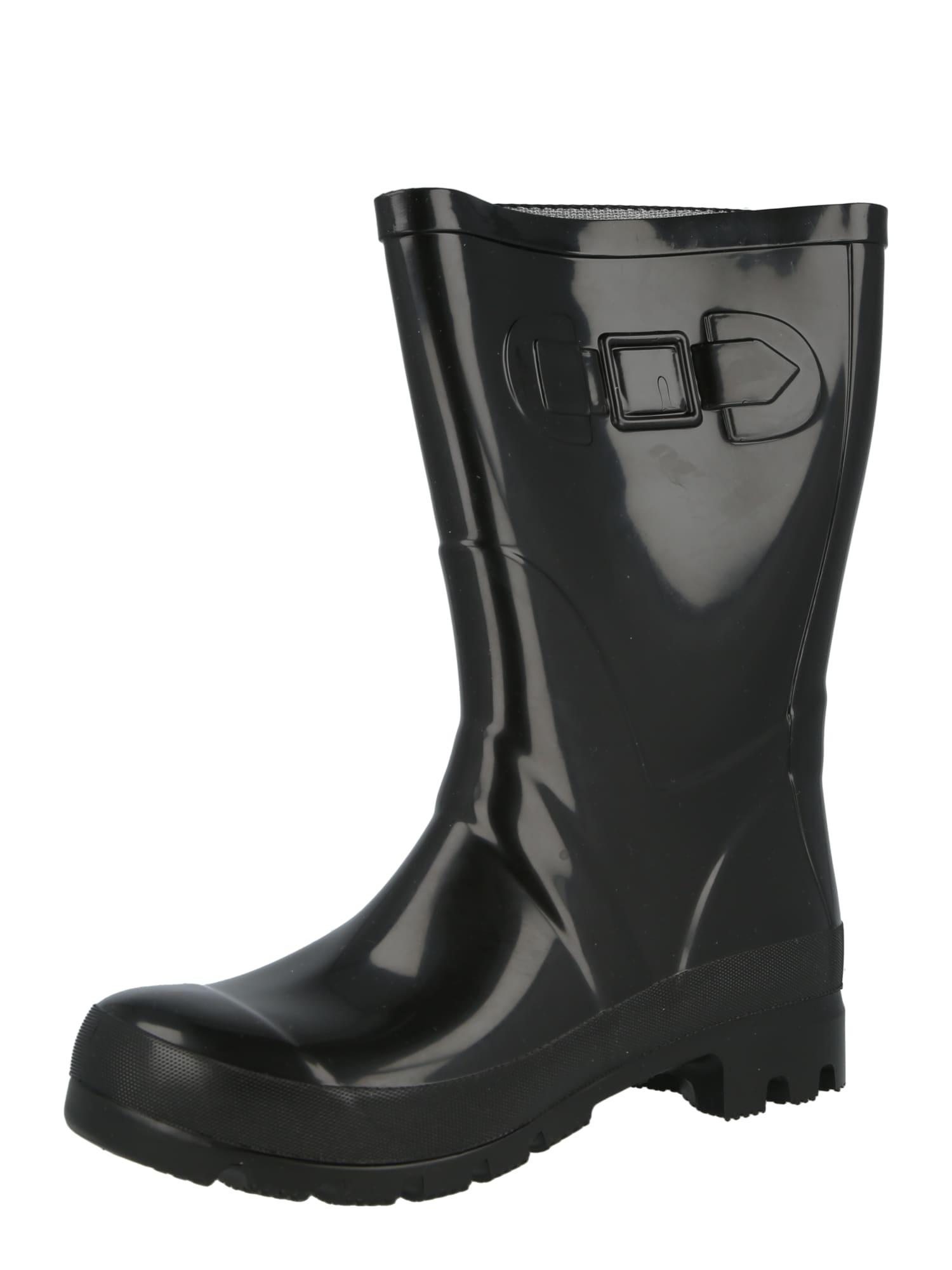BECK Guminiai batai juoda