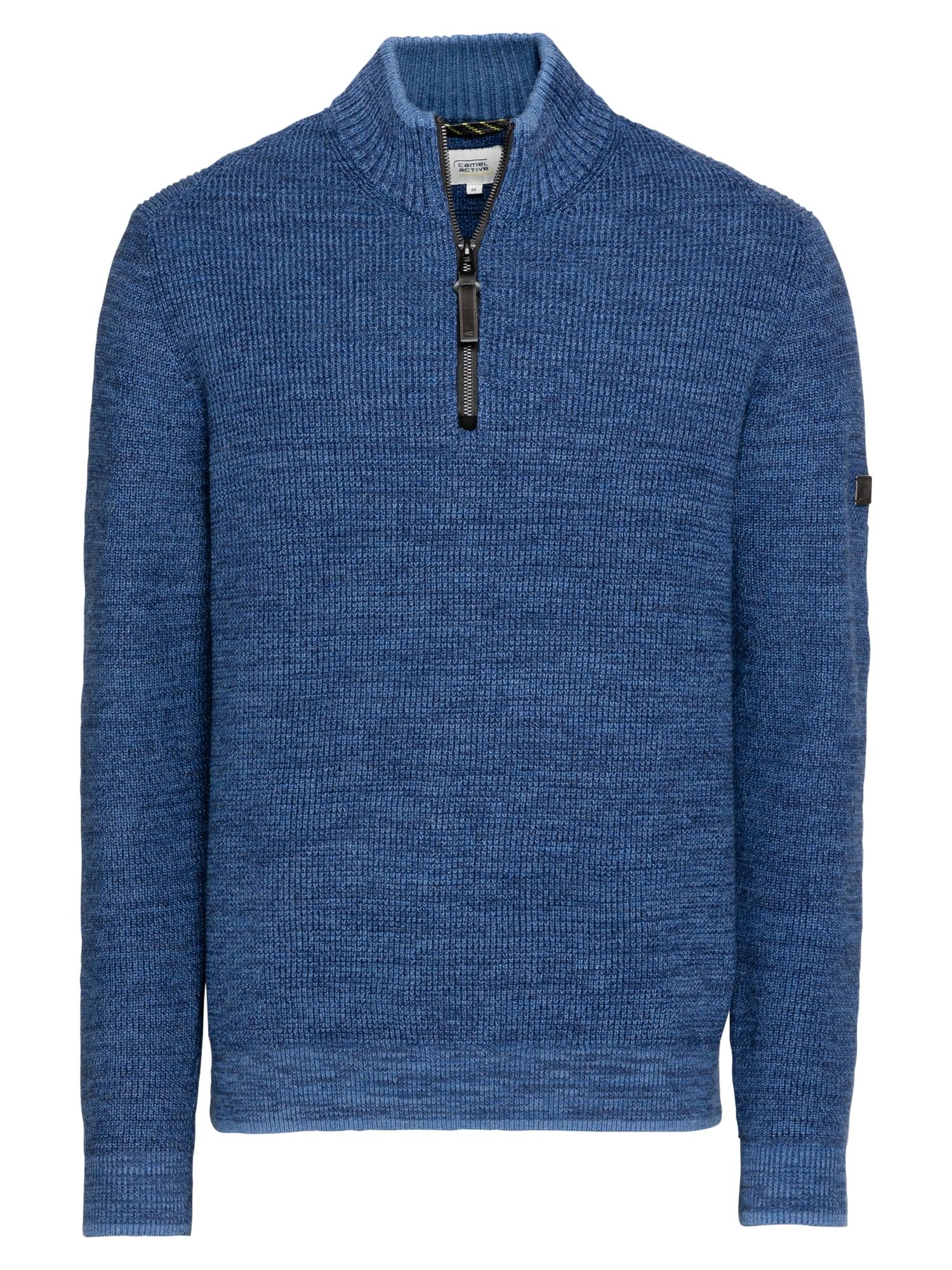 CAMEL ACTIVE Megztinis mėlyna