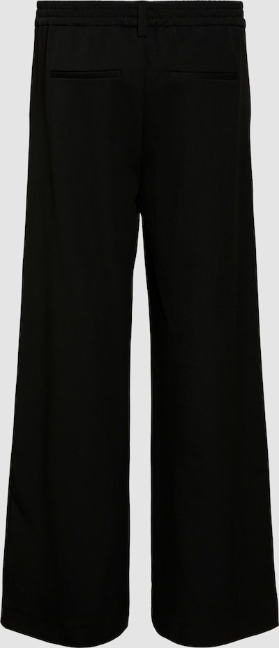 Pleat-front trousers 'LISA'