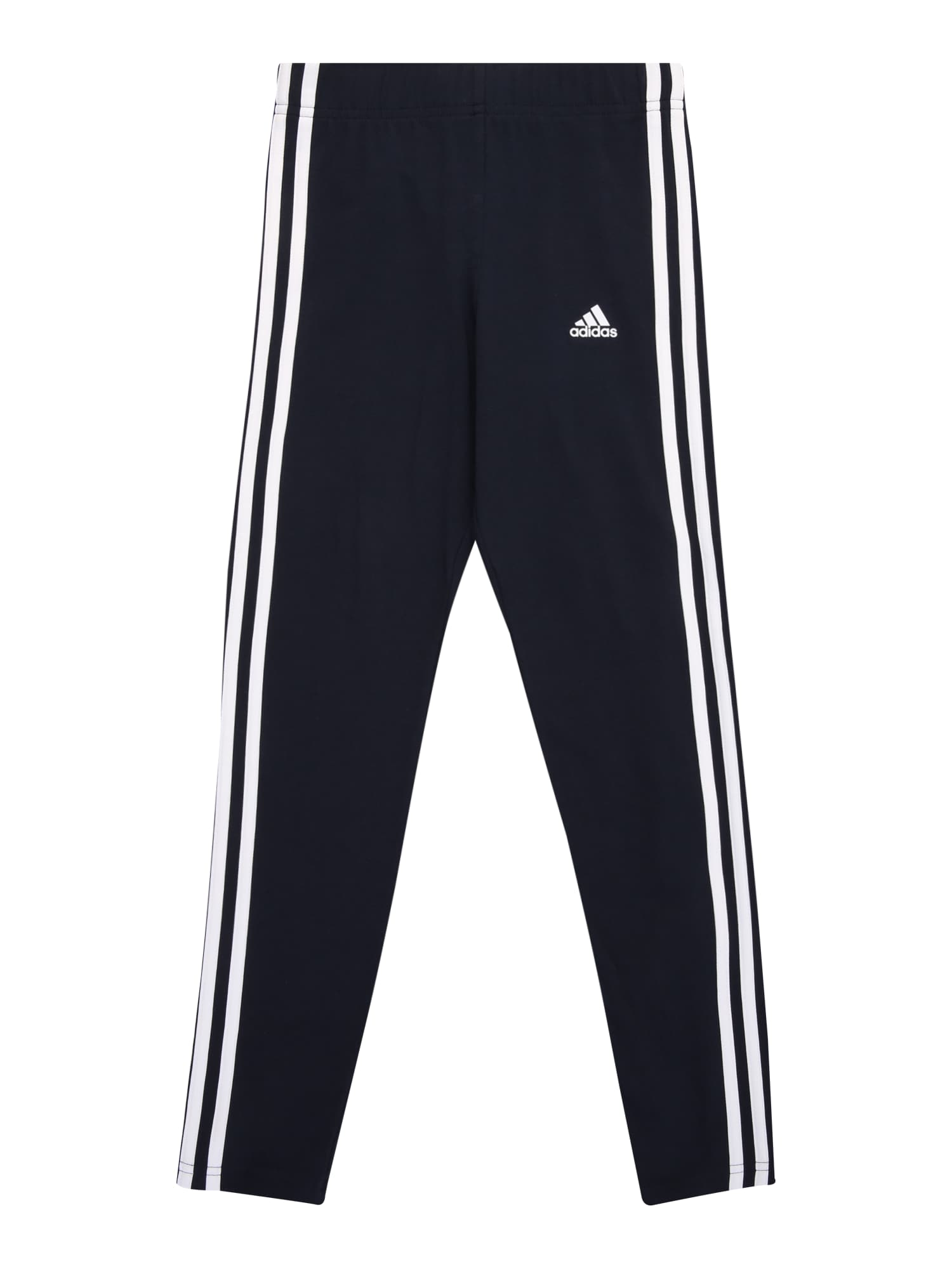 ADIDAS PERFORMANCE Sportinės kelnės 'Essentials' mėlyna / balta