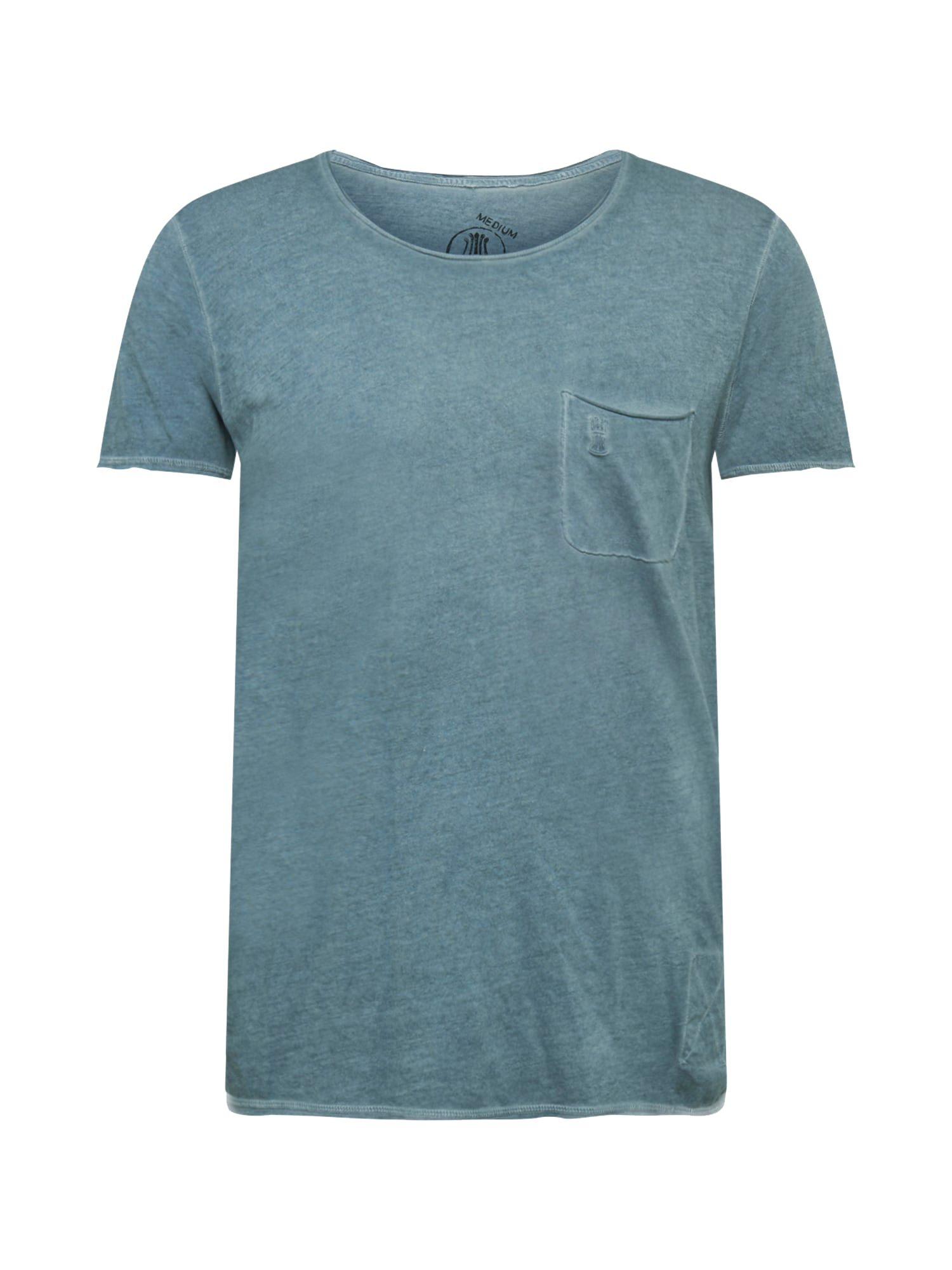 Herrlicher Tričko 'Ronny'  modrá
