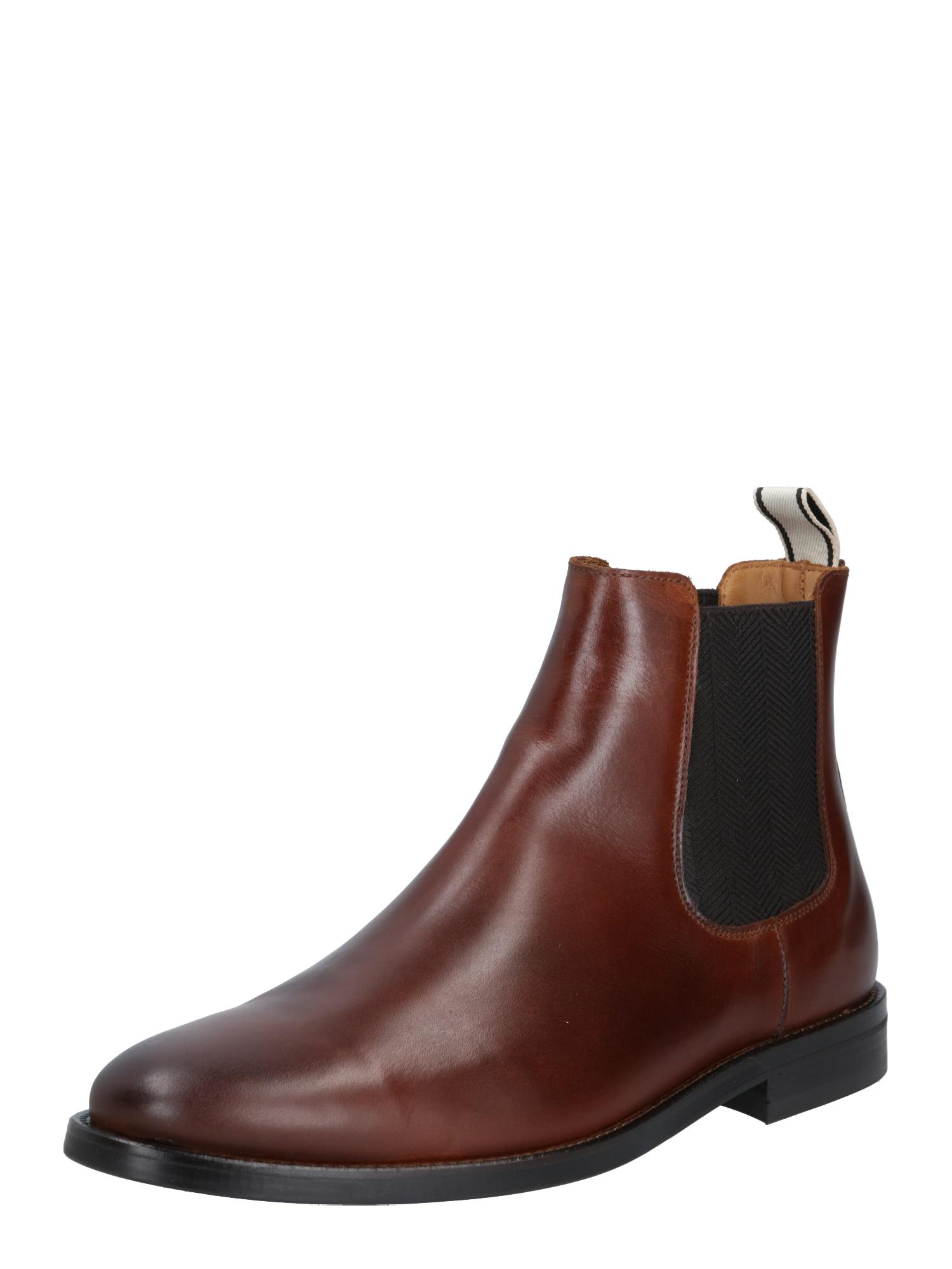 """GANT """"Chelsea"""" batai kaštoninė spalva"""