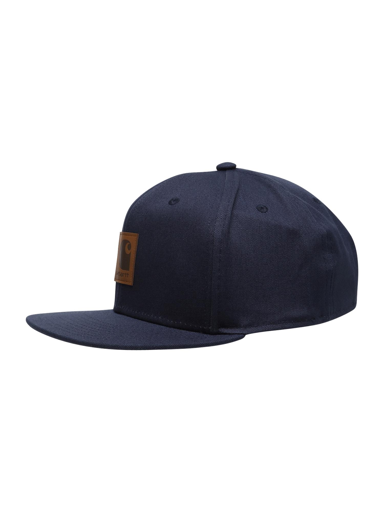 Carhartt WIP Kepurė tamsiai mėlyna