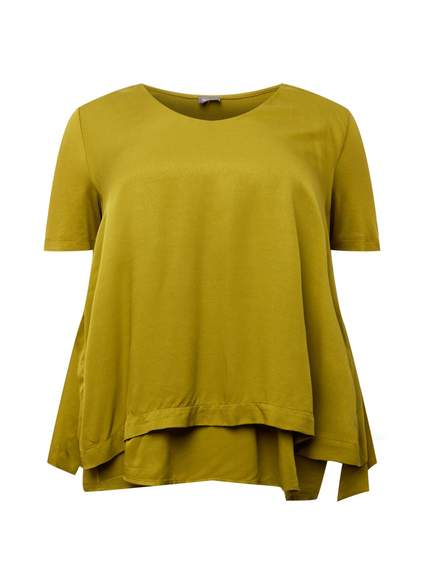 SAMOON Marškinėliai žalia