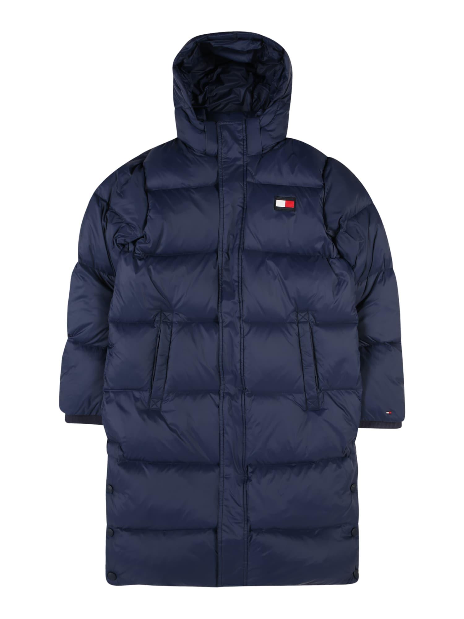 TOMMY HILFIGER Zimní bunda  námořnická modř
