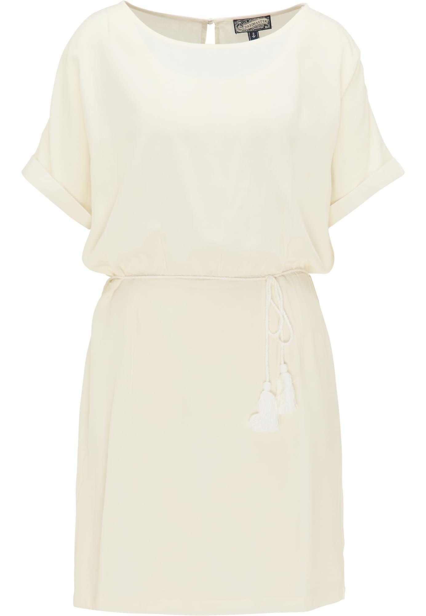 DreiMaster Vintage Vasarinė suknelė balta