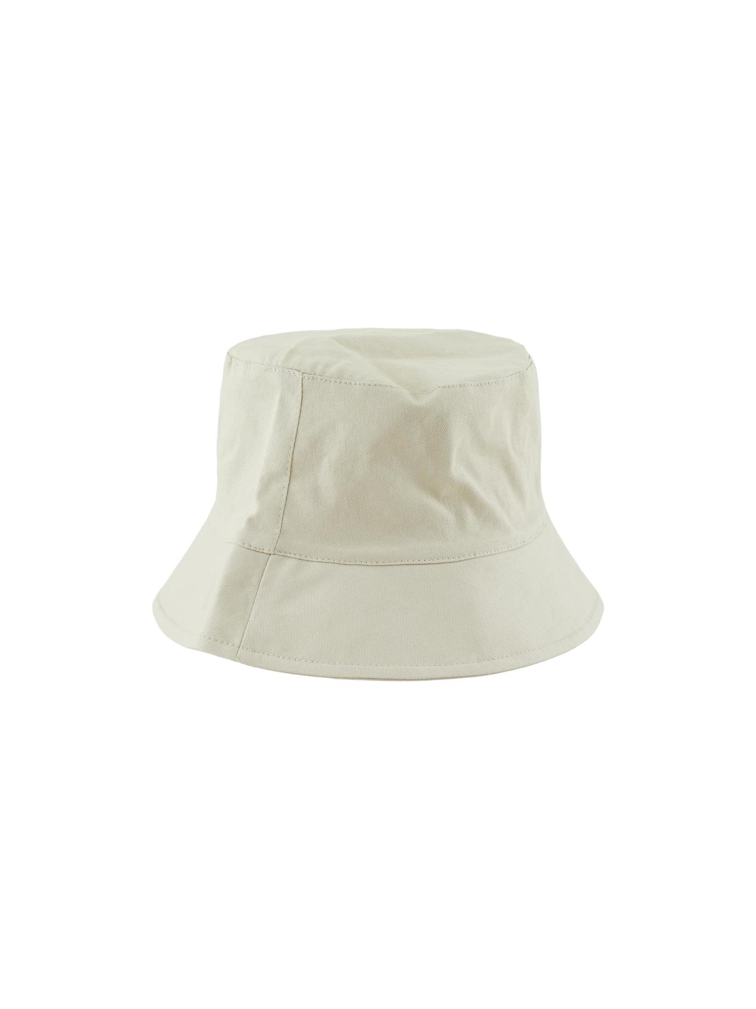 PIECES Skrybėlaitė balta