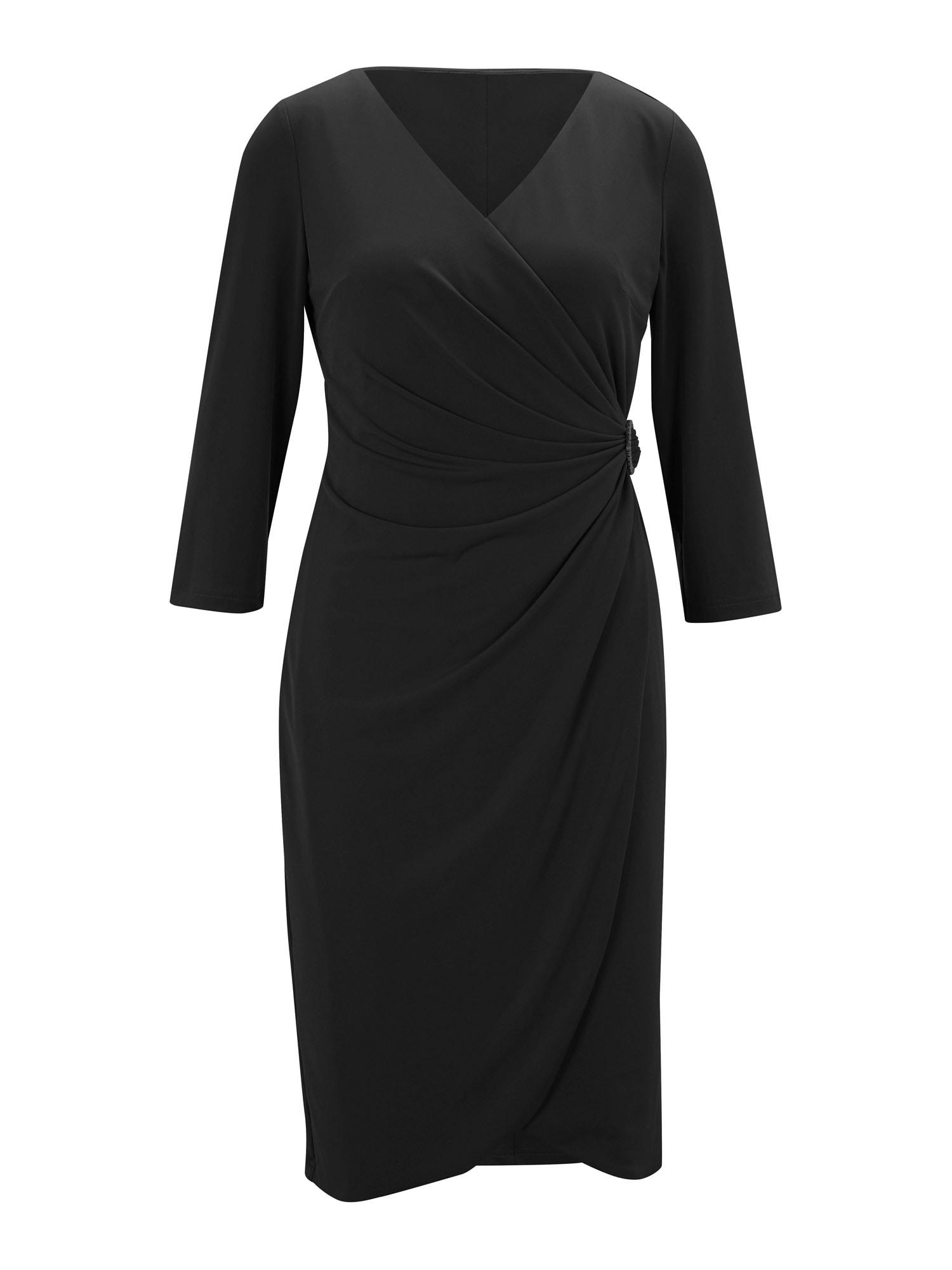 Patrizia Dini by heine Kokteilinė suknelė juoda
