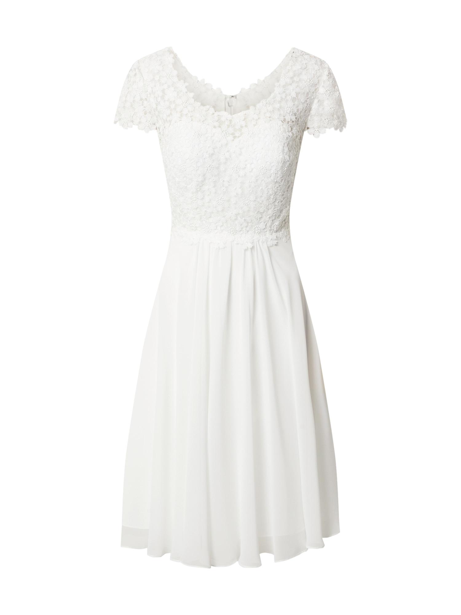 MAGIC BRIDE Suknelė kremo