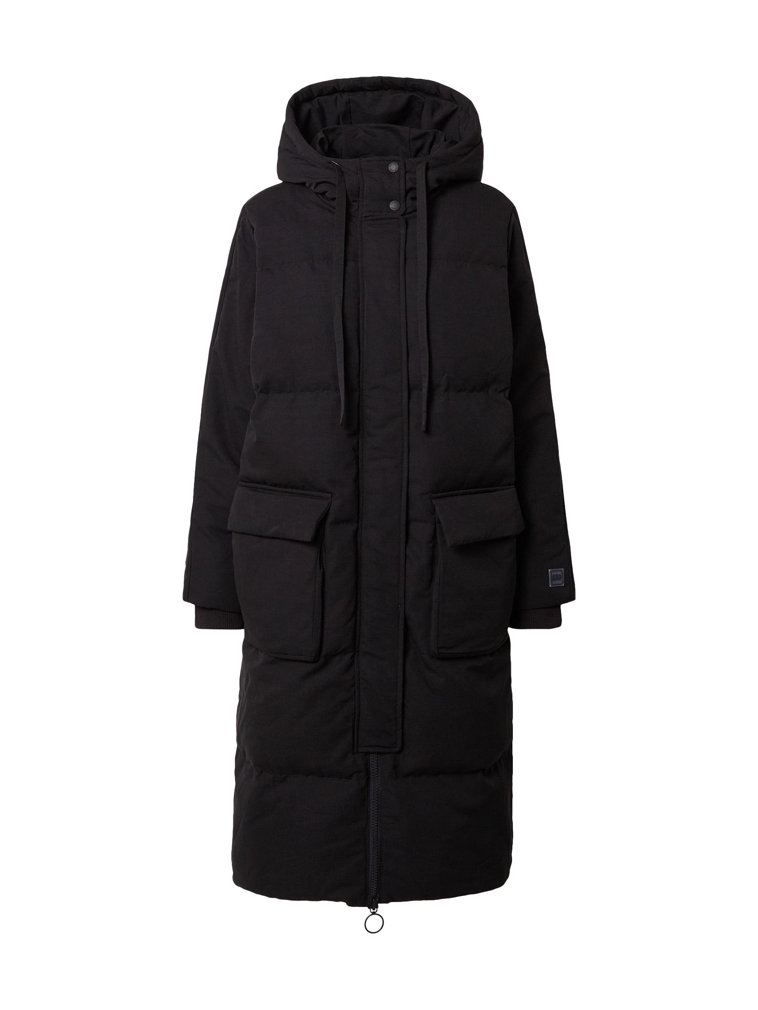 GAP Žieminis paltas juoda