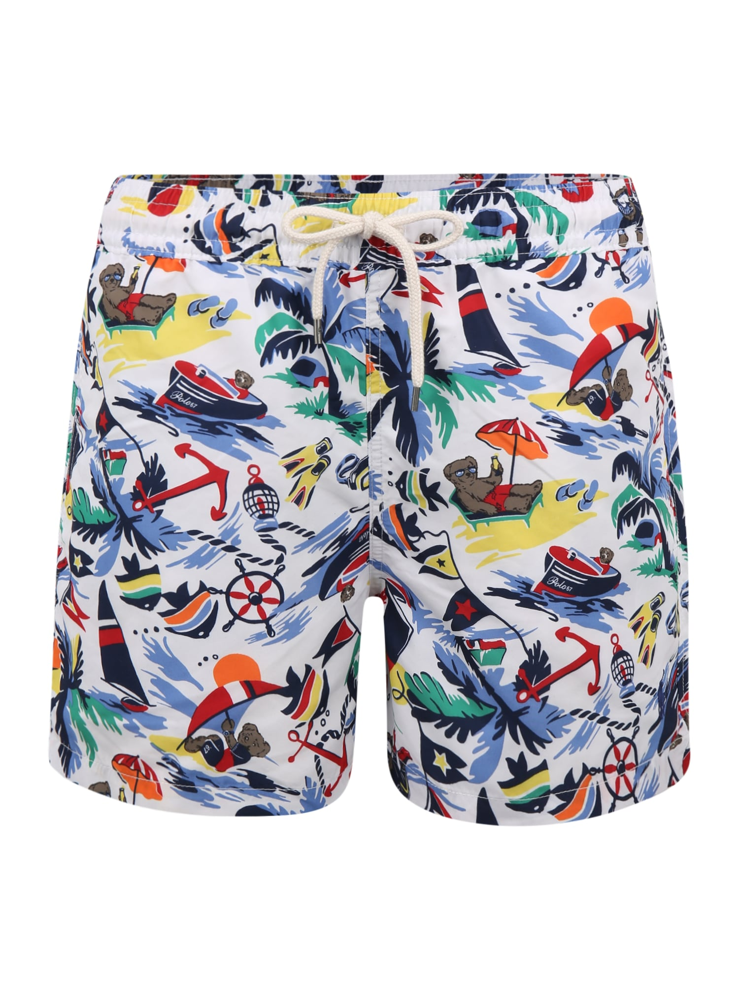 POLO RALPH LAUREN Plavecké šortky 'TRAVELER-SWIM'  zmiešané farby